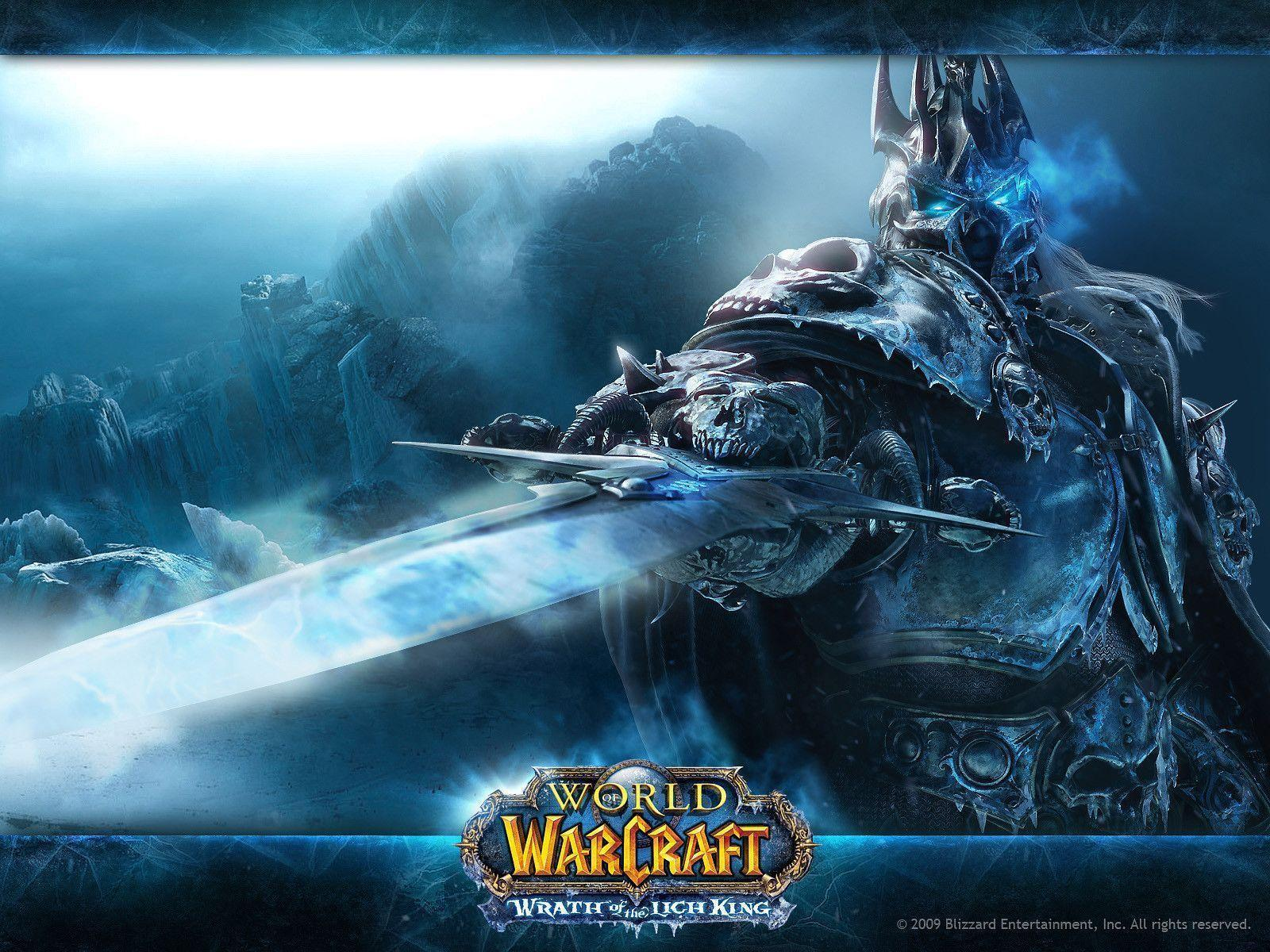 Blizzard Entertainment: World of Warcraft: Wrath of the Lich King