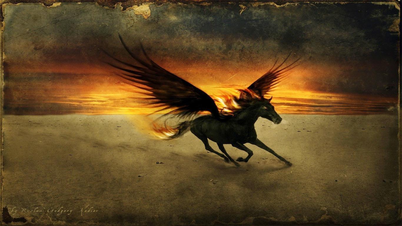 Pegasus Wallpapers Wallpaper Cave