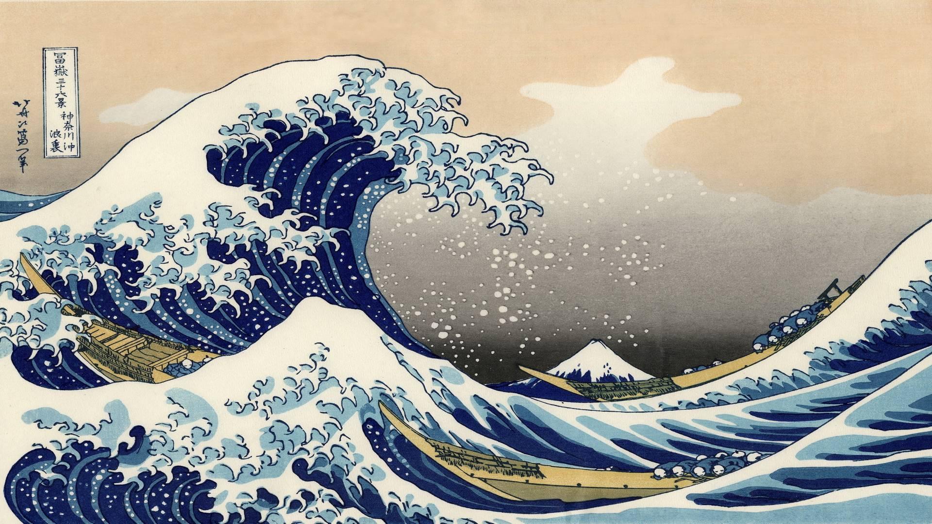 Tsunami Wallpapers - Wallpaper Cave