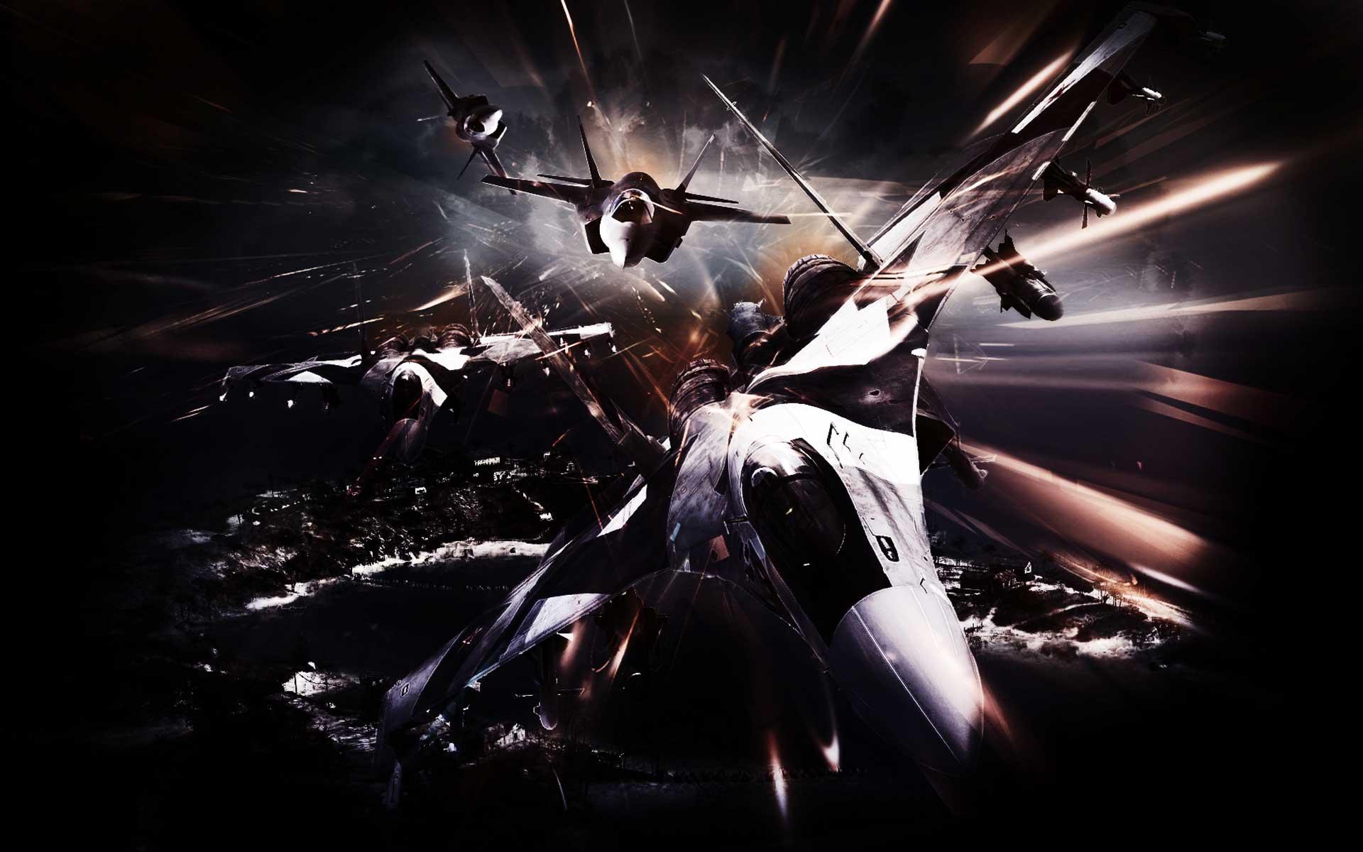 Battlefield Jet Wallpaper