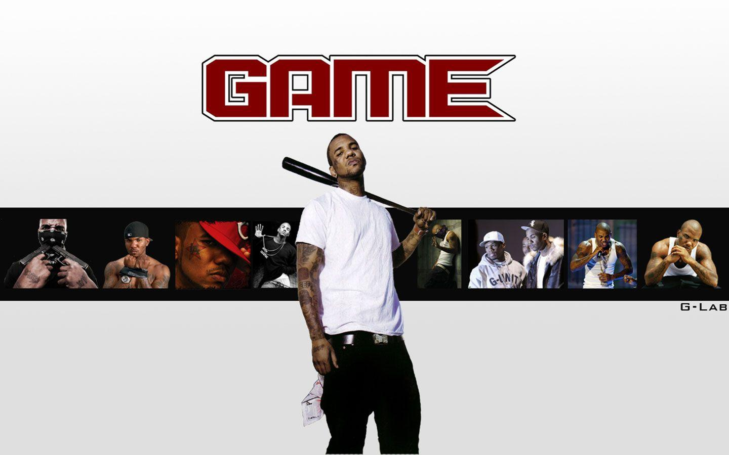 The Game Rapper Logo