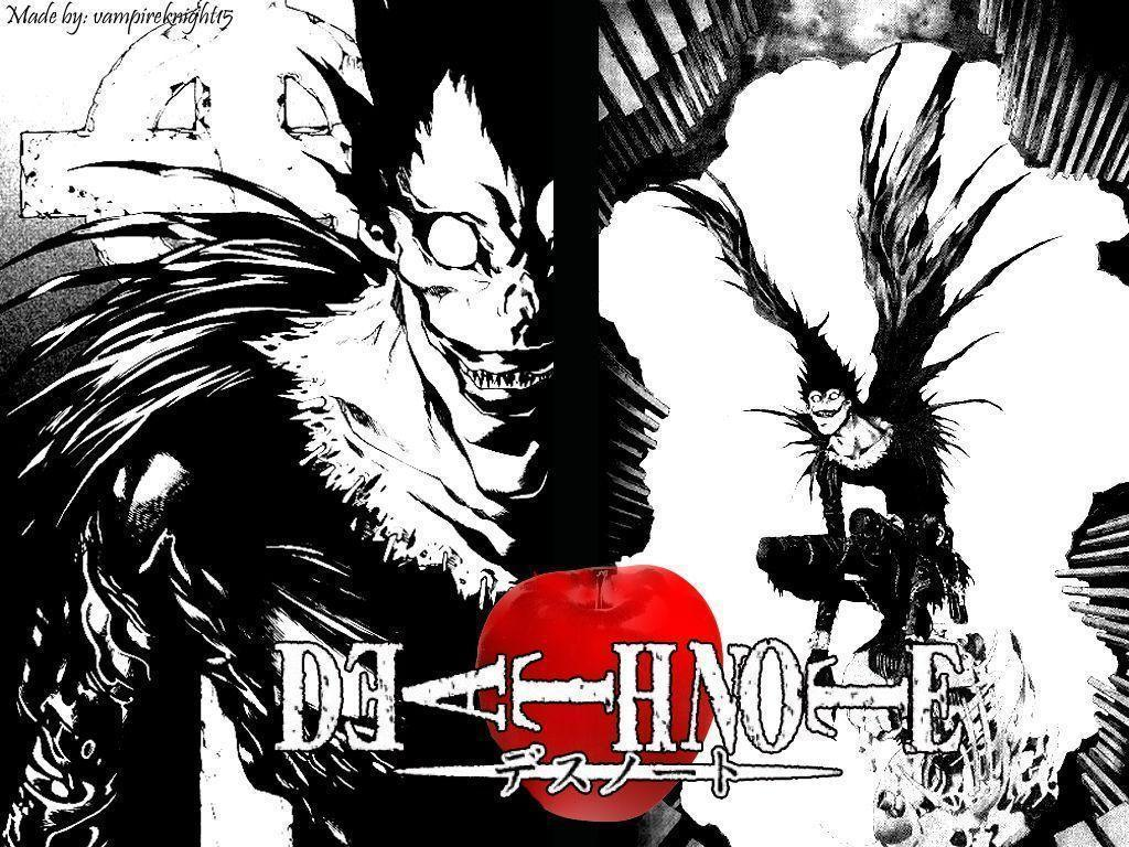 Death Note - Death Note Wallpaper (16432848) - Fanpop