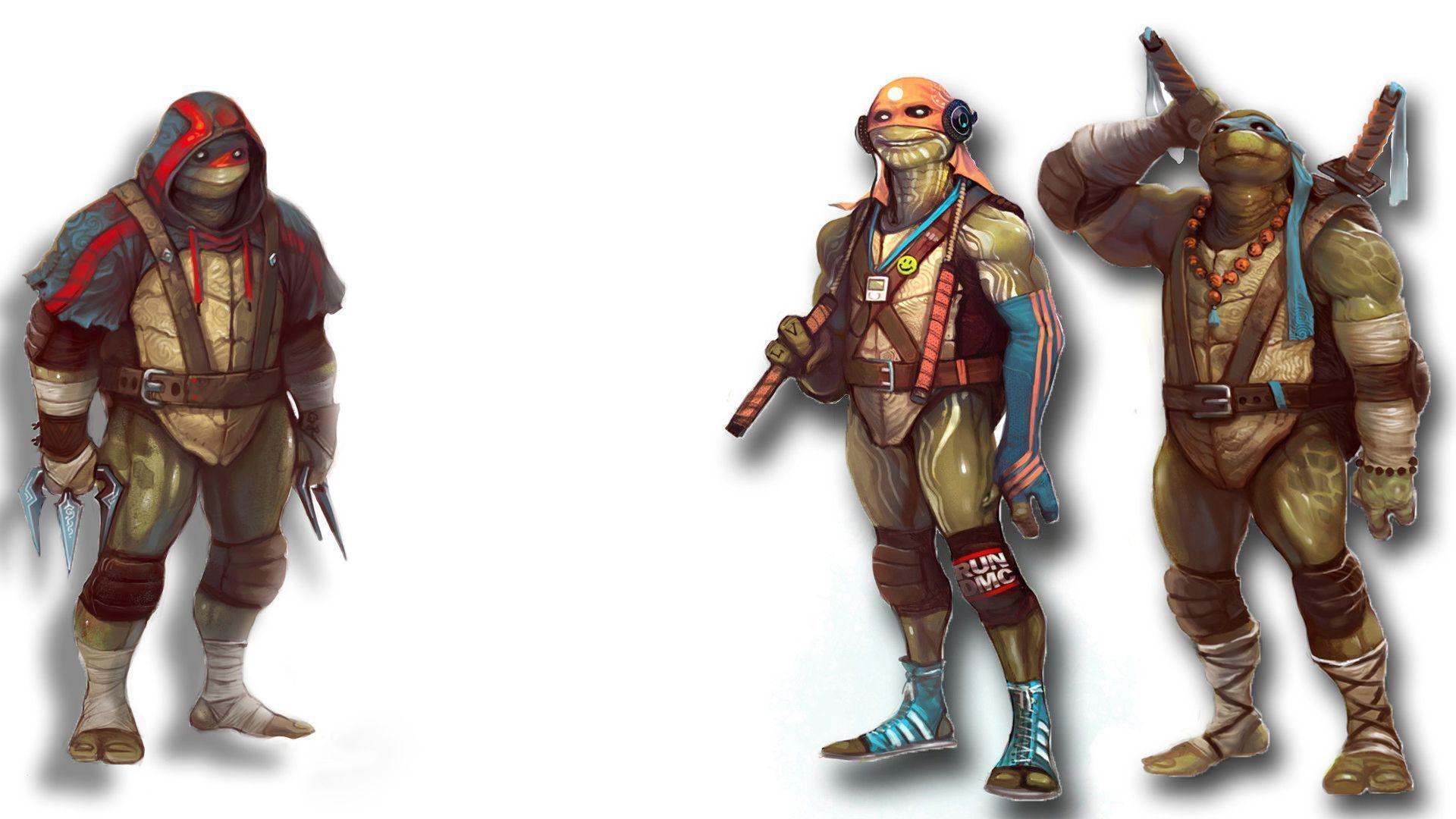 amazing ninja turtles wallpapers - photo #43