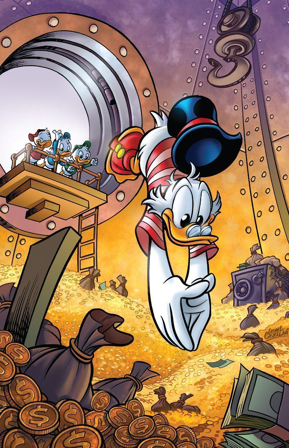 DuckTales Wallpapers HD Backgrounds