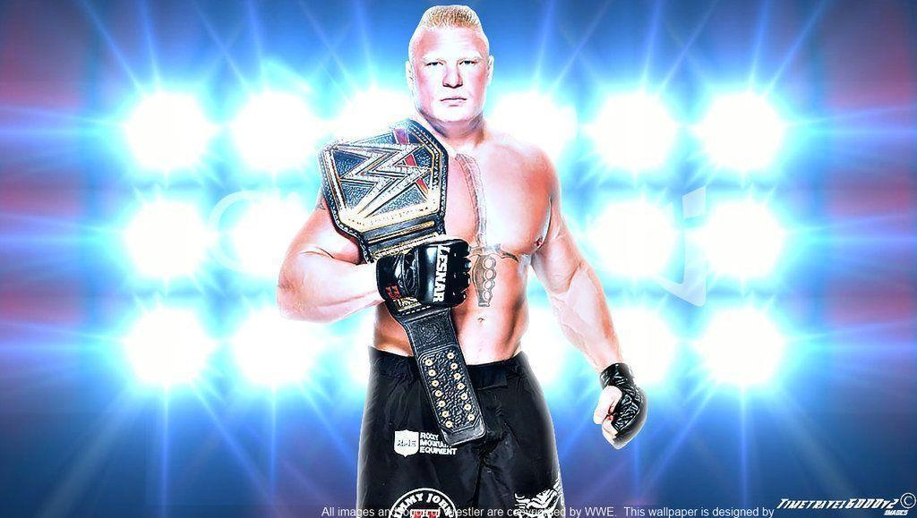 WWE Brock Lesnar New Wallpapers 2015