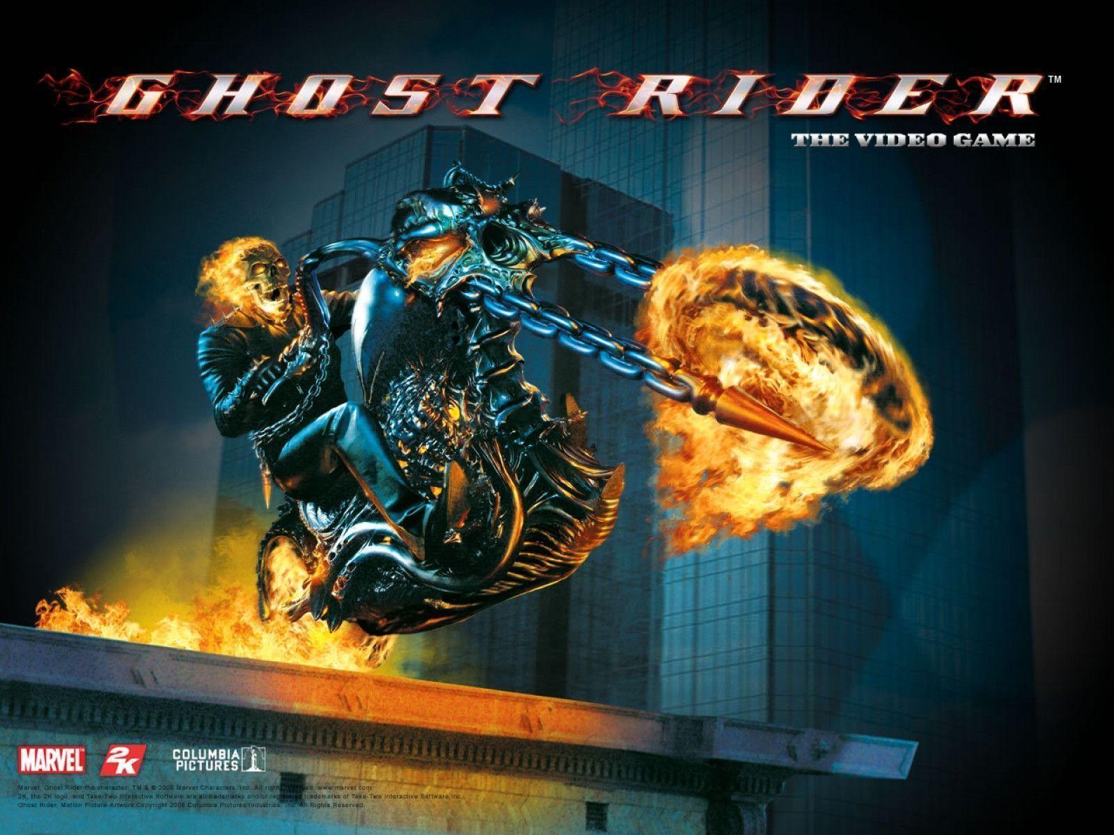 Ghost rider bike wallpapers