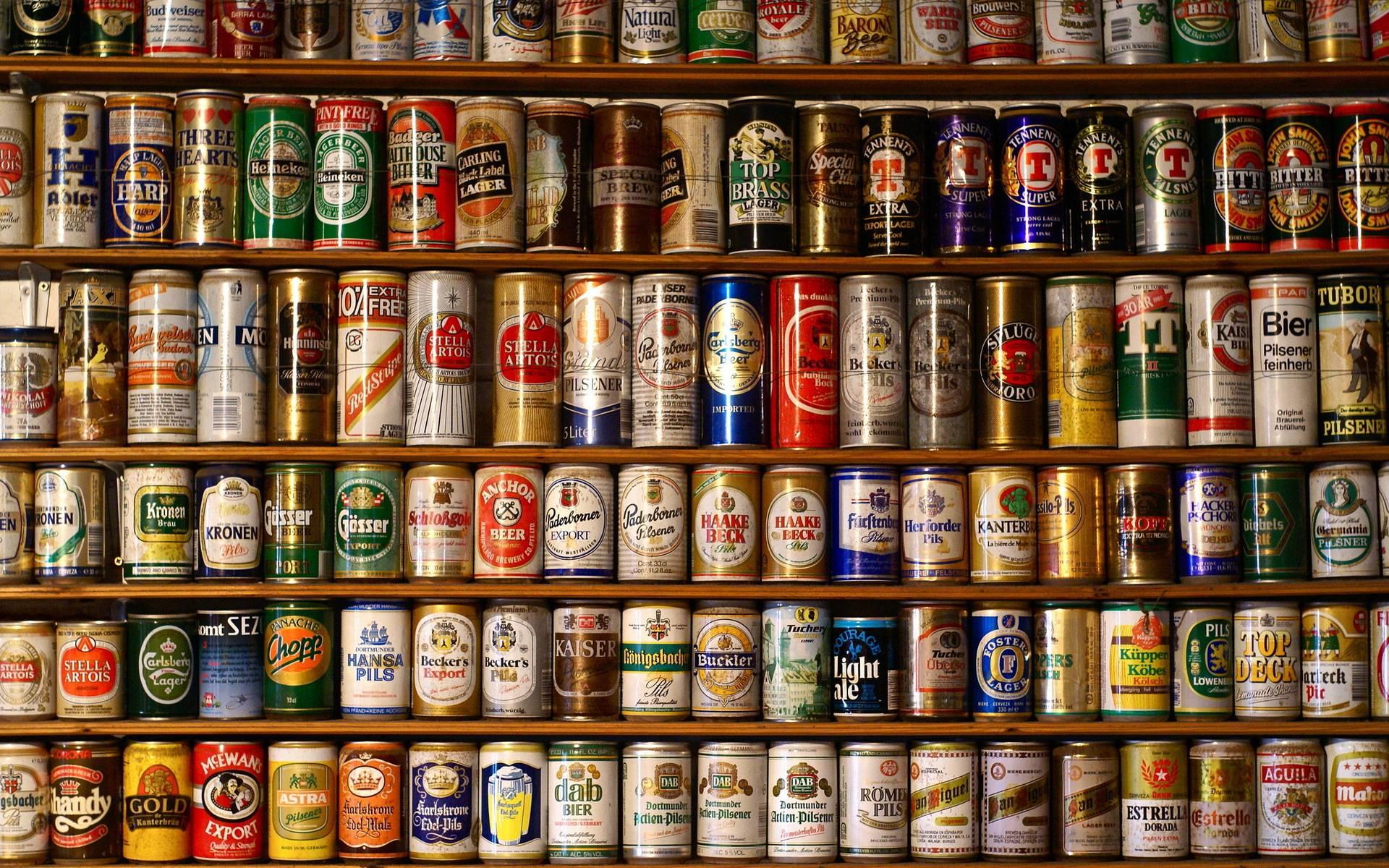 Regret, Vintage beer brands