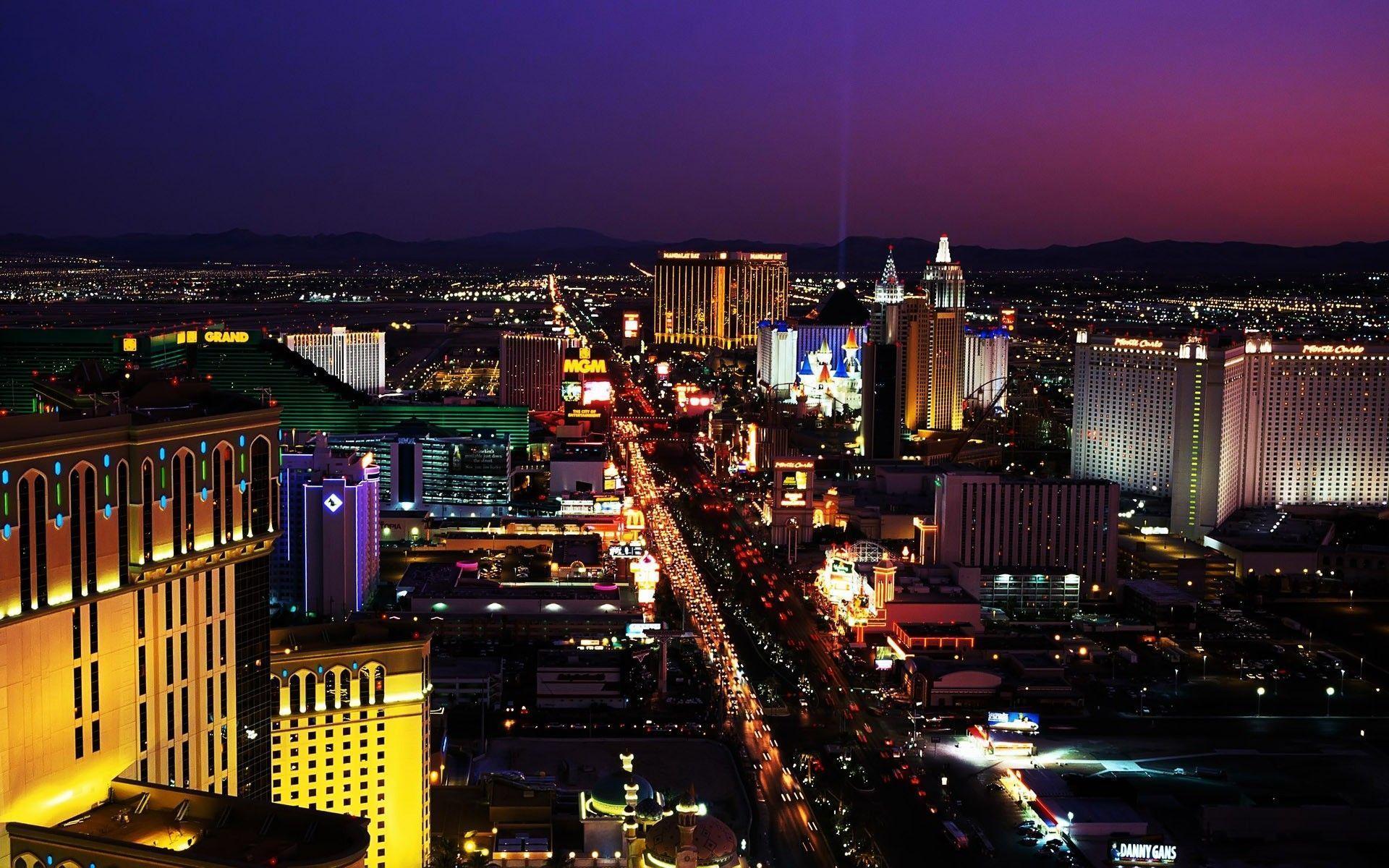 Las Vegas HD Wallpapers - Wallpaper Cave