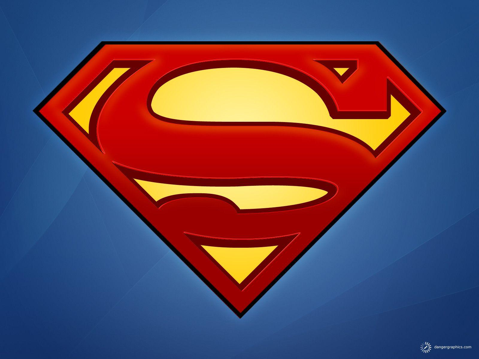 Superman Logo Wallpapers 1600x1200
