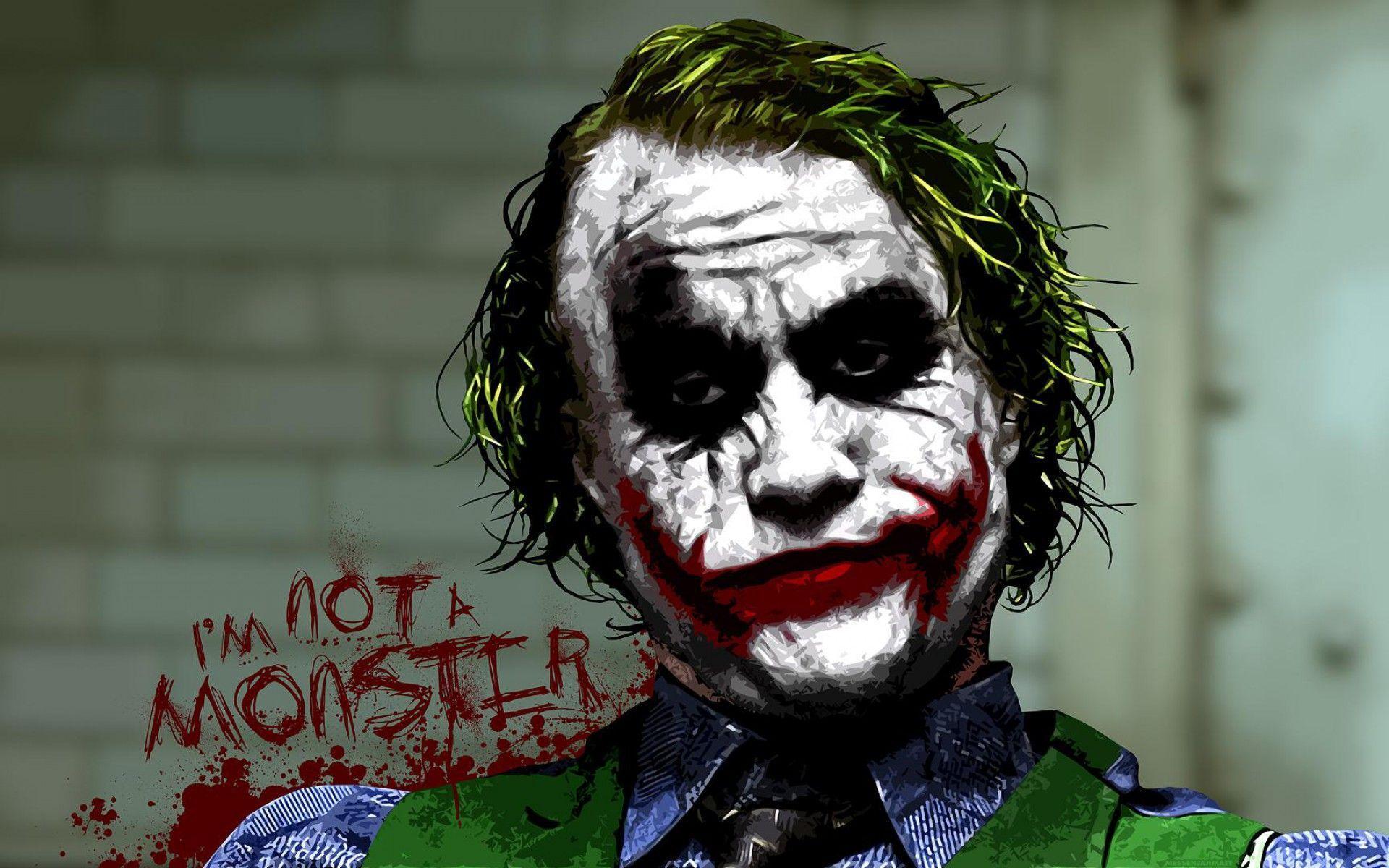 Batman And Joker Wallpapers Wallpaper Cave