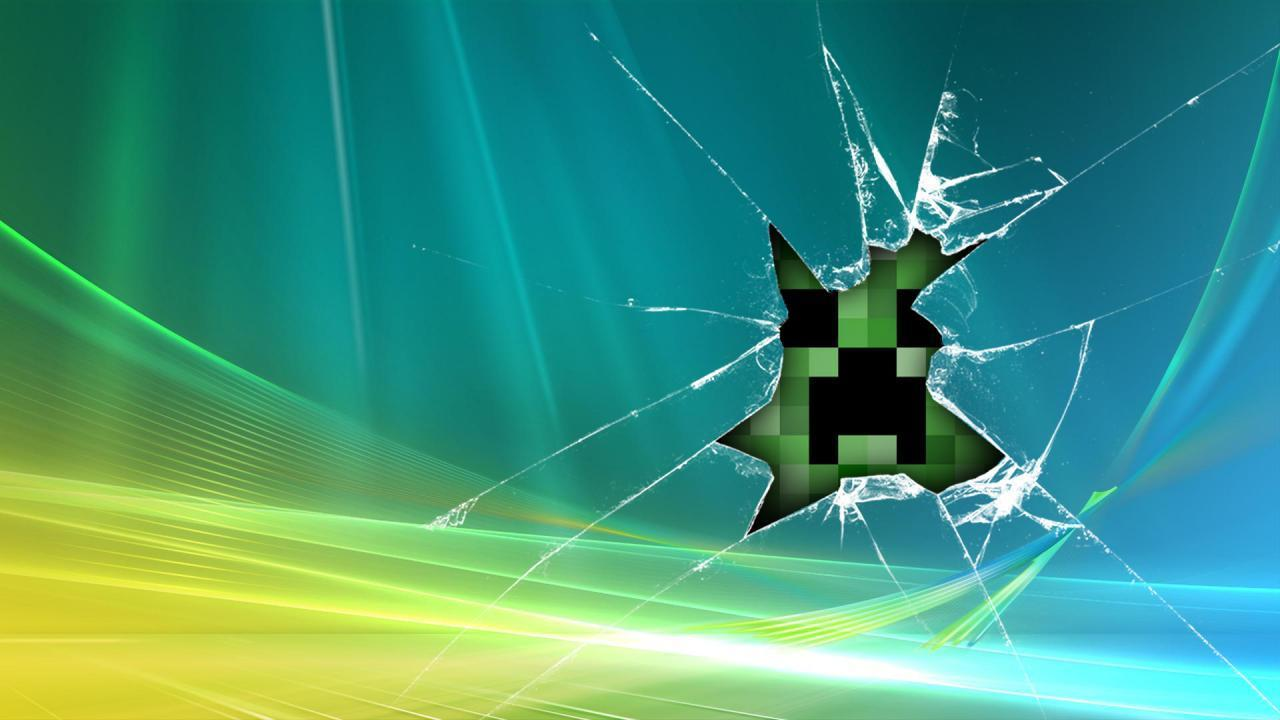 Minecraft wallpapers wallpaper cave - Cool screensavers for cracked screens ...