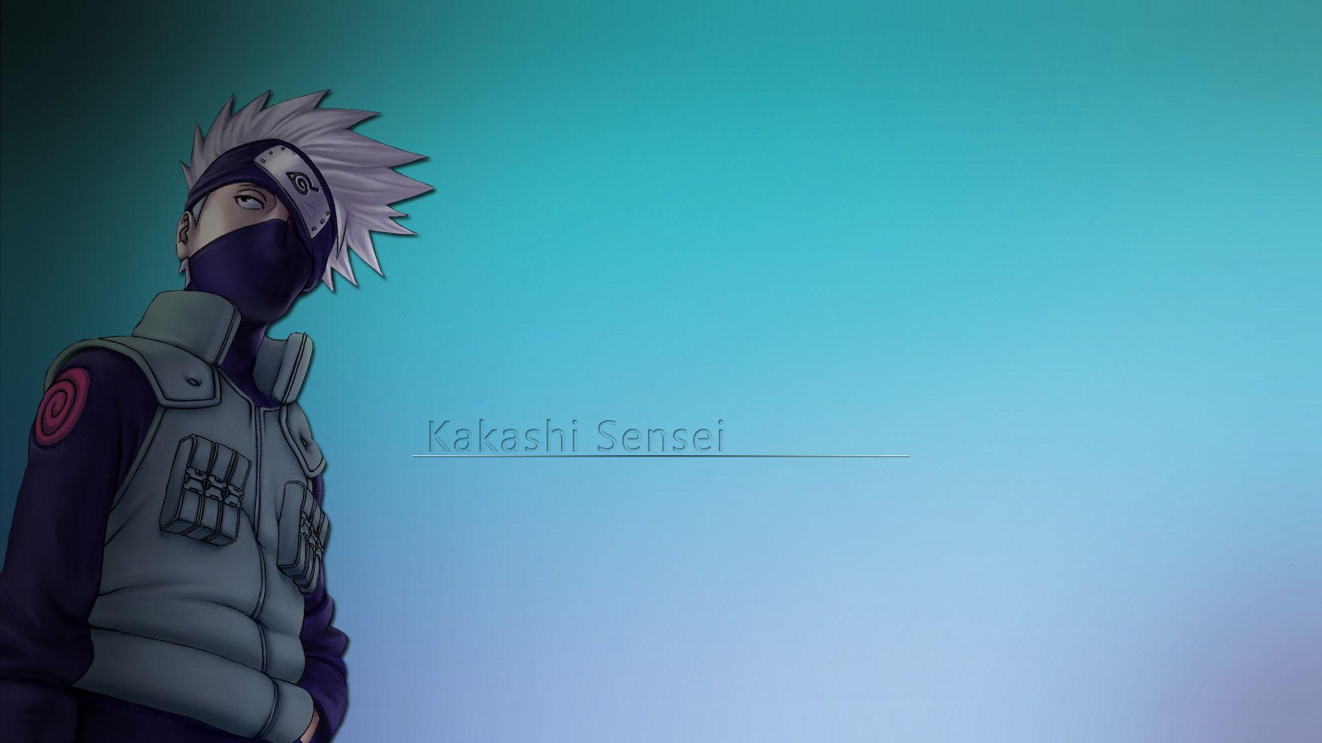 kakashi wallpapers - photo #34