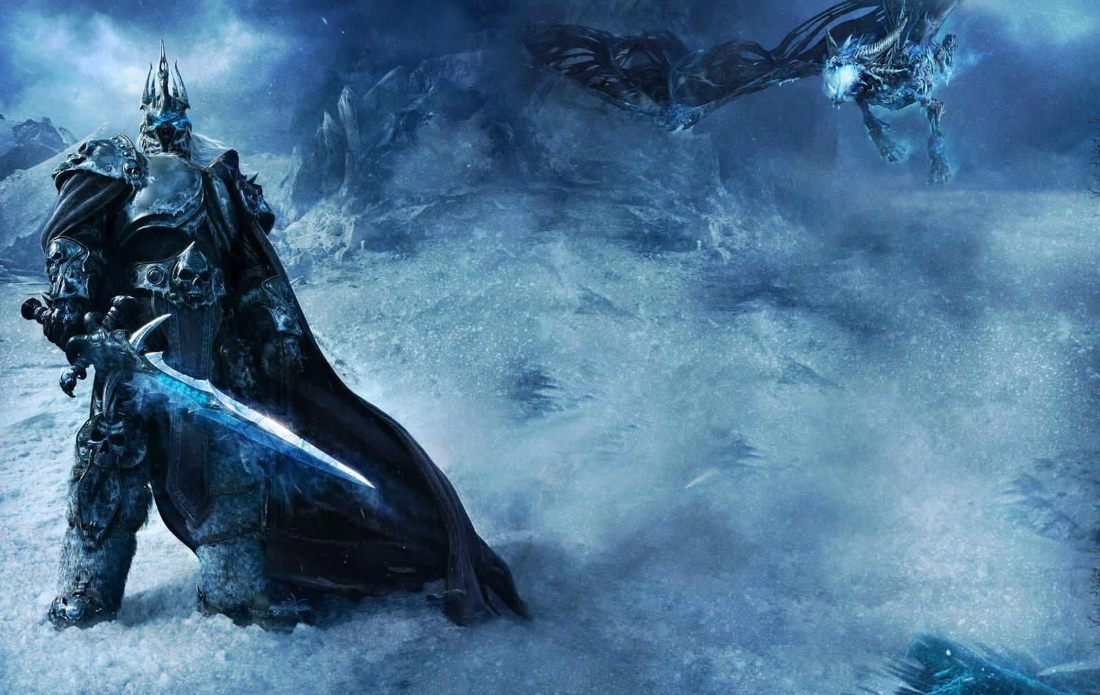 Game Wallpaper, Avatars Wow Lich King