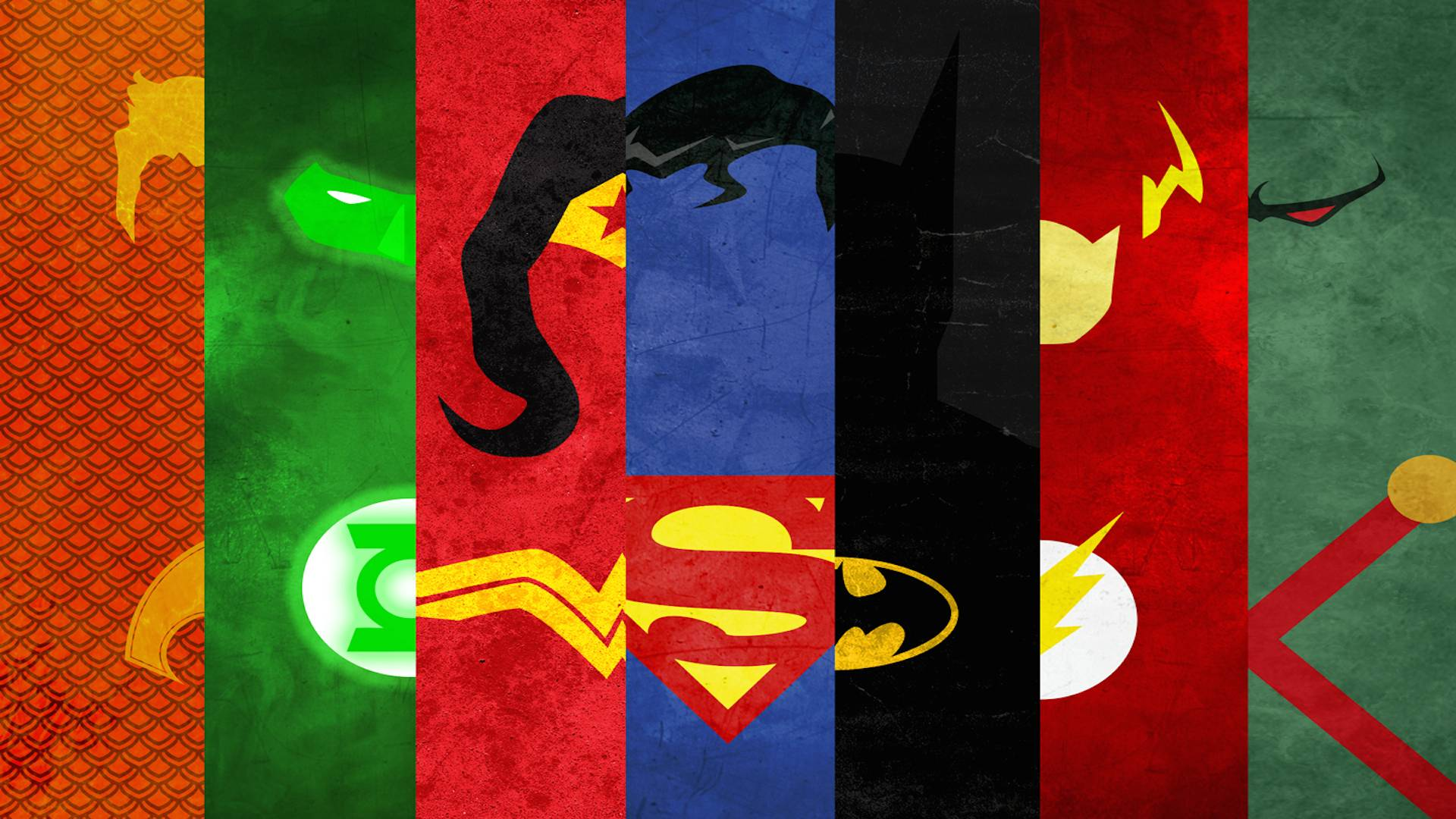Justice League Of America Computer Wallpapers Desktop Backgrounds
