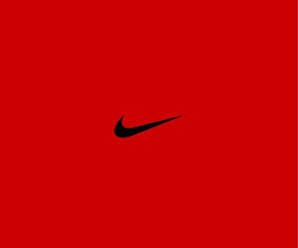 Pix For > Red Nike Wallpaper Iphone