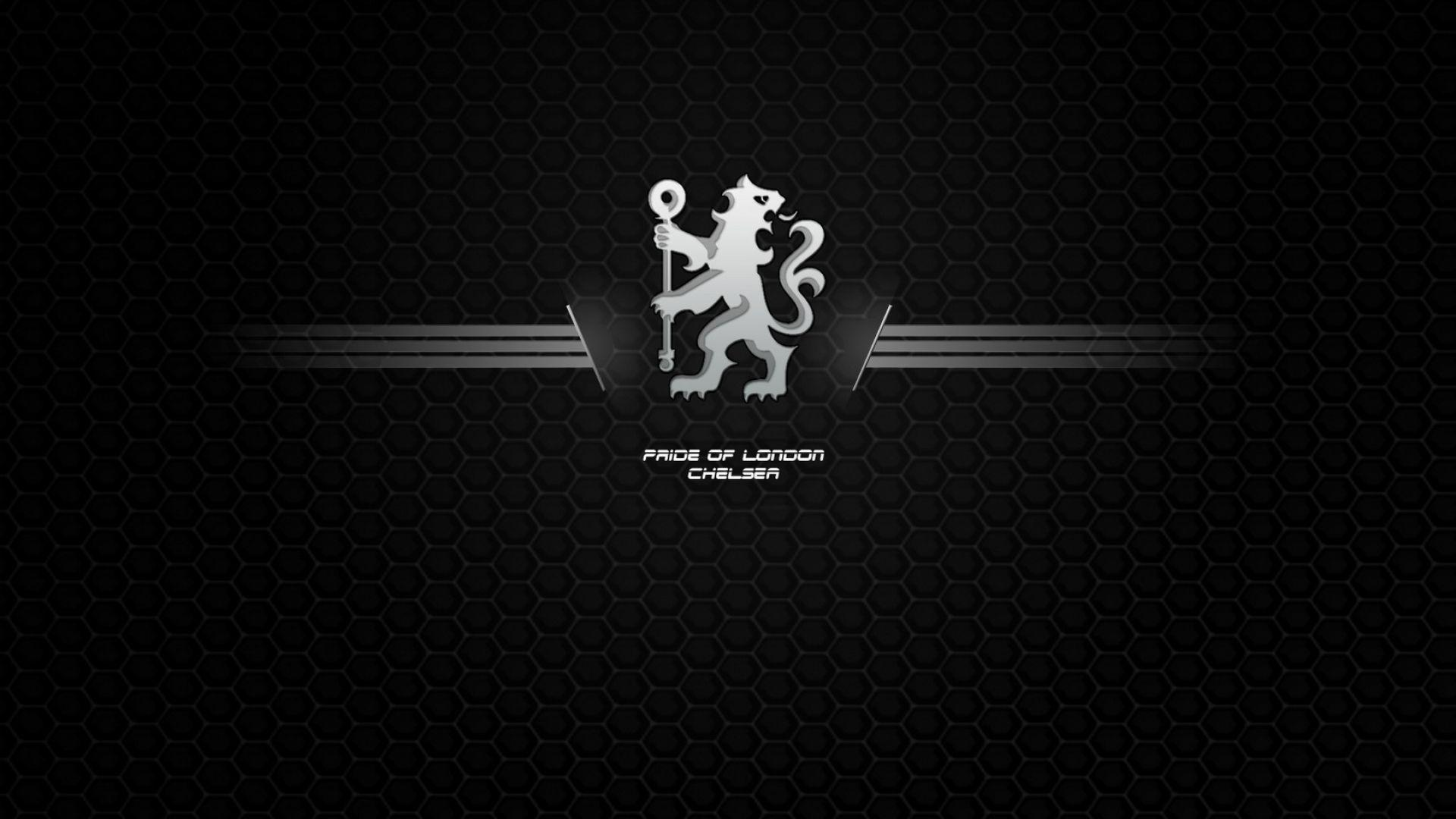 Chelsea Cool Carbon Logo Wallpapers Wide or HD