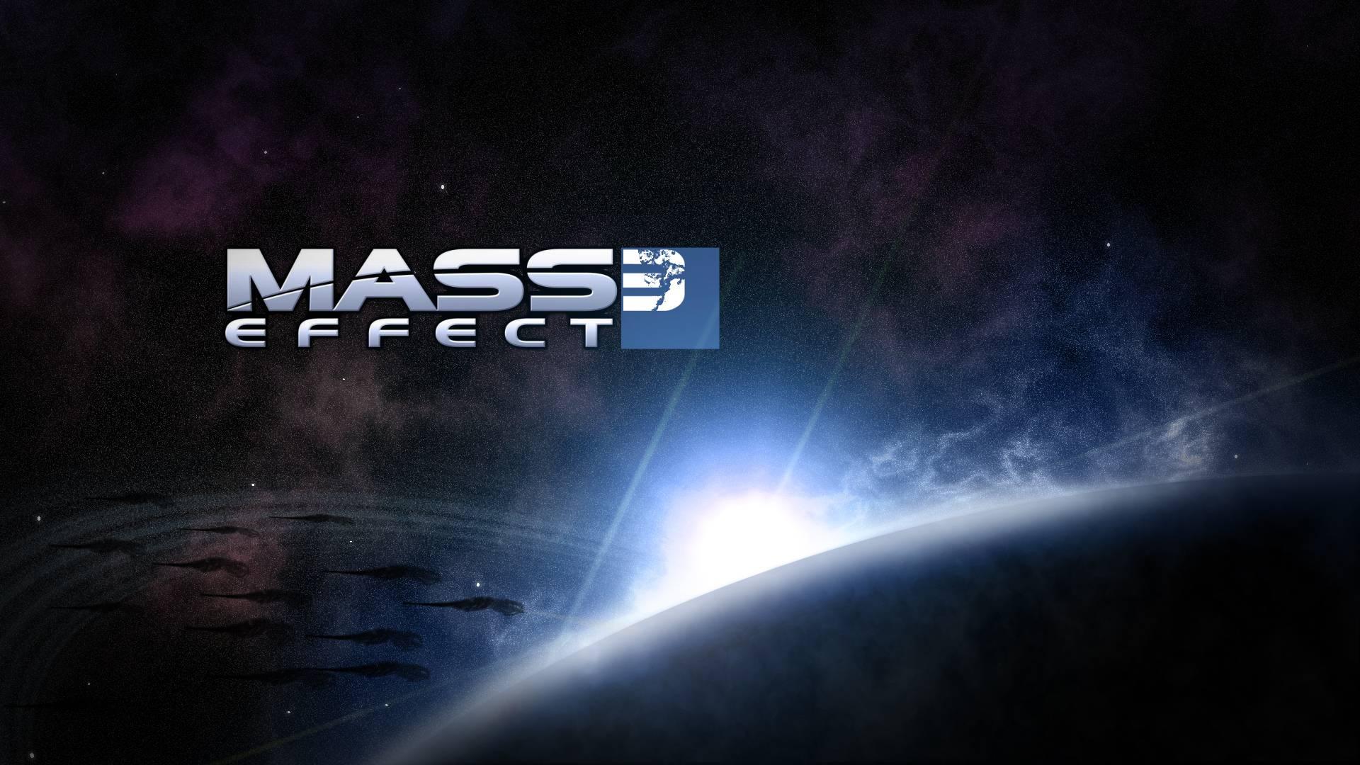 Mass Effect Desktop Backgrounds