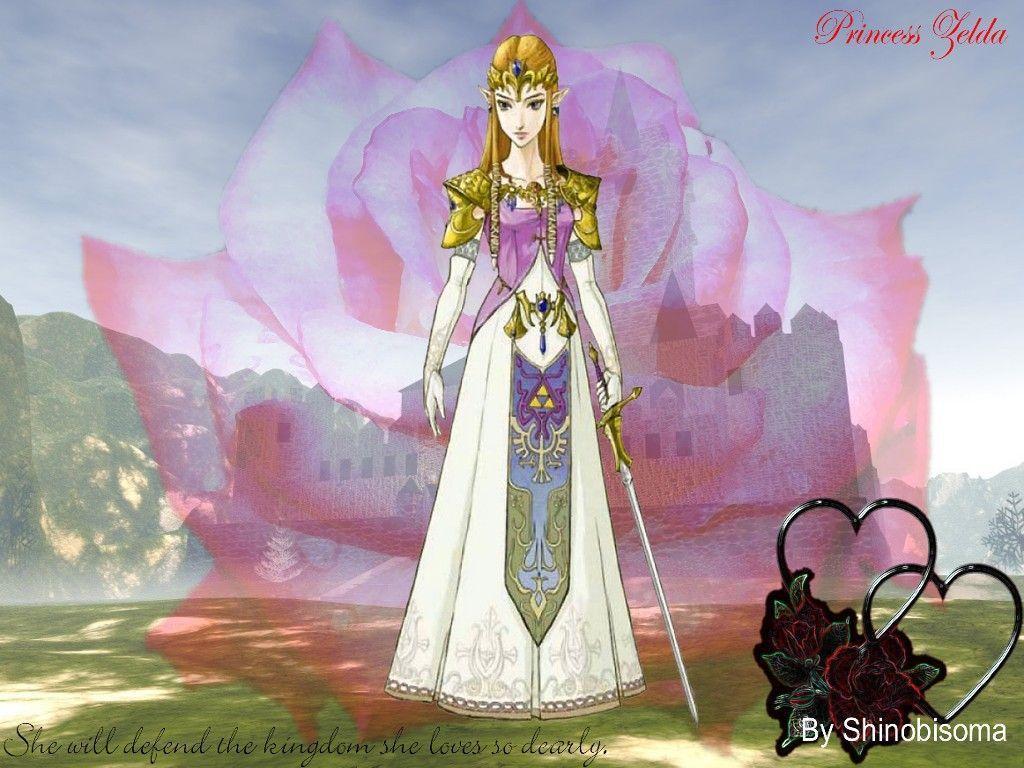 Princess Zelda Wallpapers - Wallpaper Cave