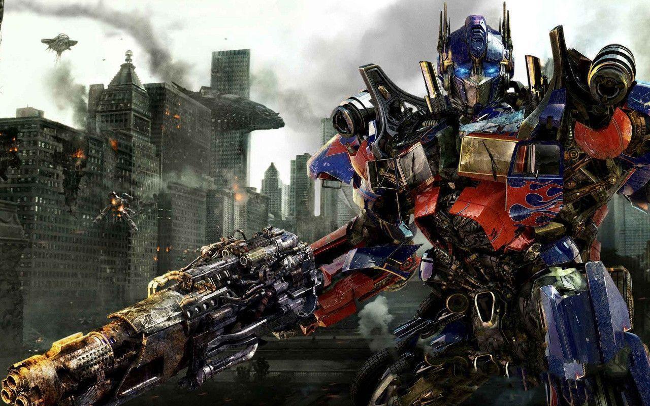 Transformers 3 Optimus Prime Wallpapers