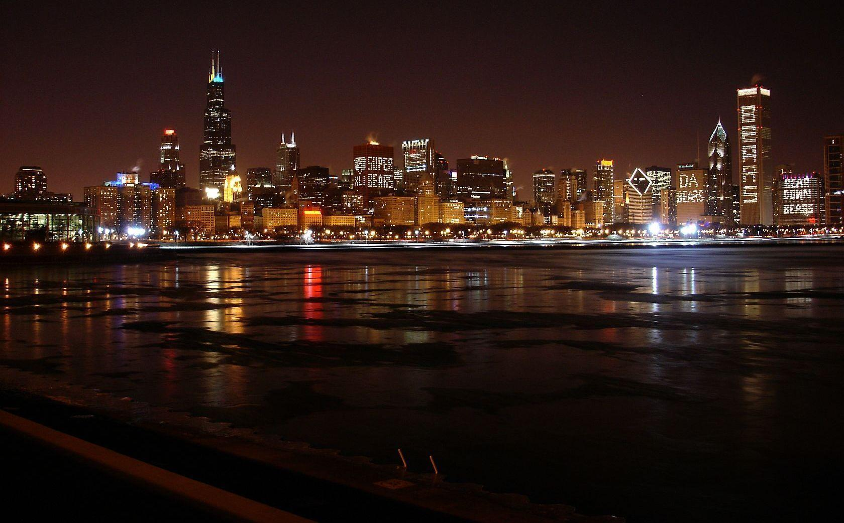 Widescreen Chicago Wallpapers - SkyscraperCity