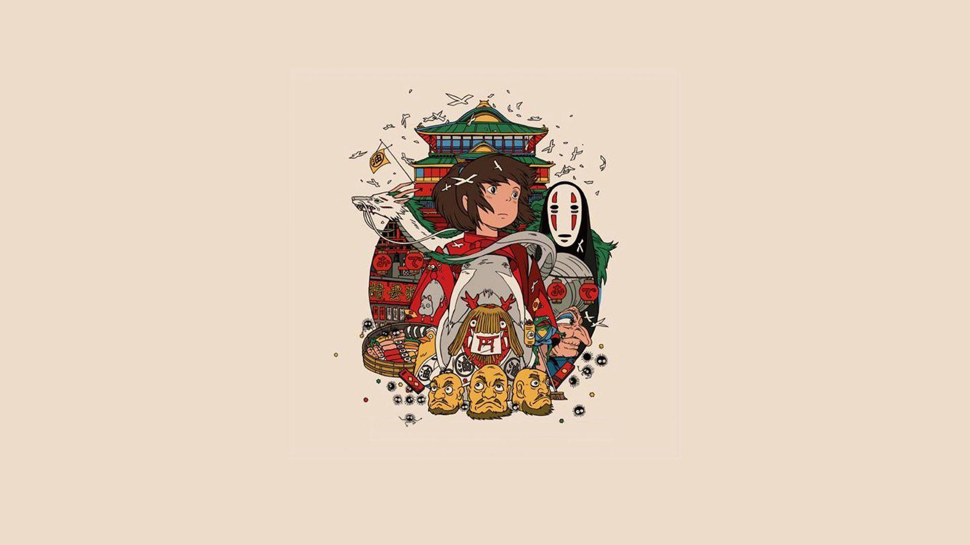 Spirited Away Wallpapers - Wallpaper Cave