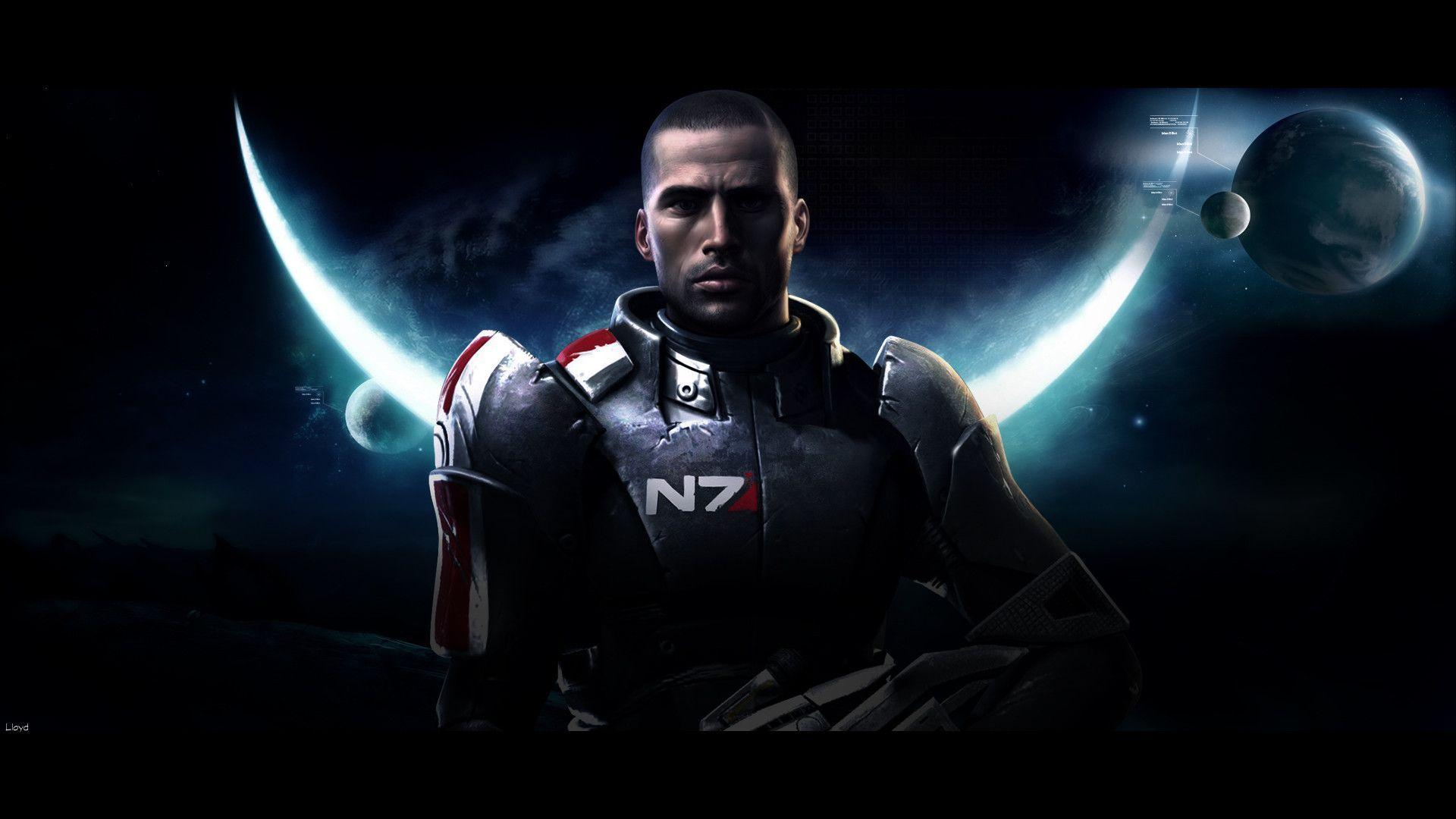 Mass Effect 2 Wallpapers by tonywonyrony
