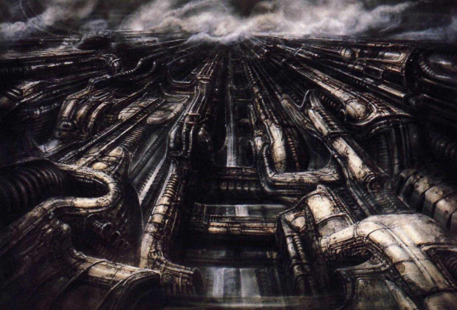 giger wallpaper hr hd - photo #2