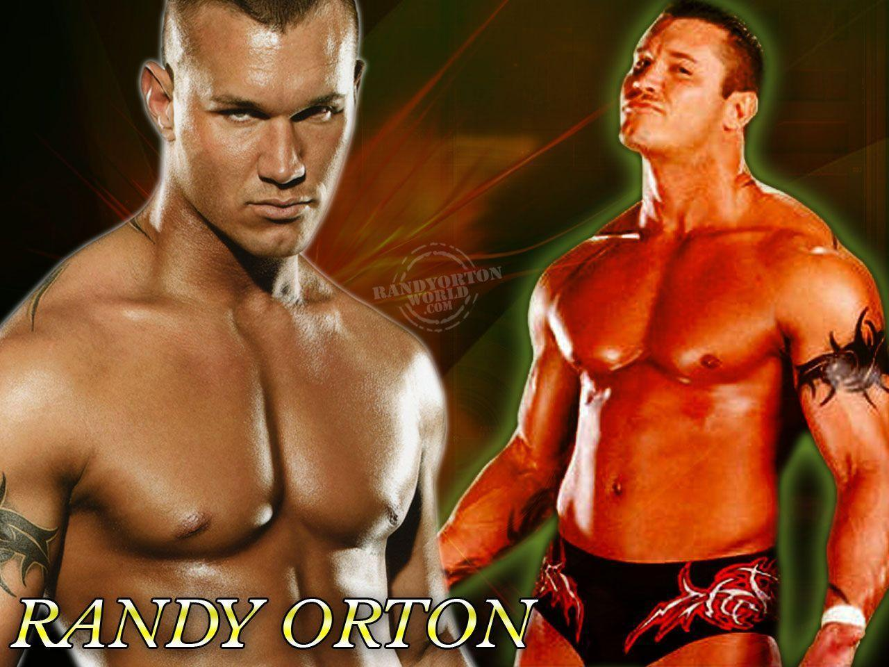 WWE Randy Orton Pictures, Videos and more