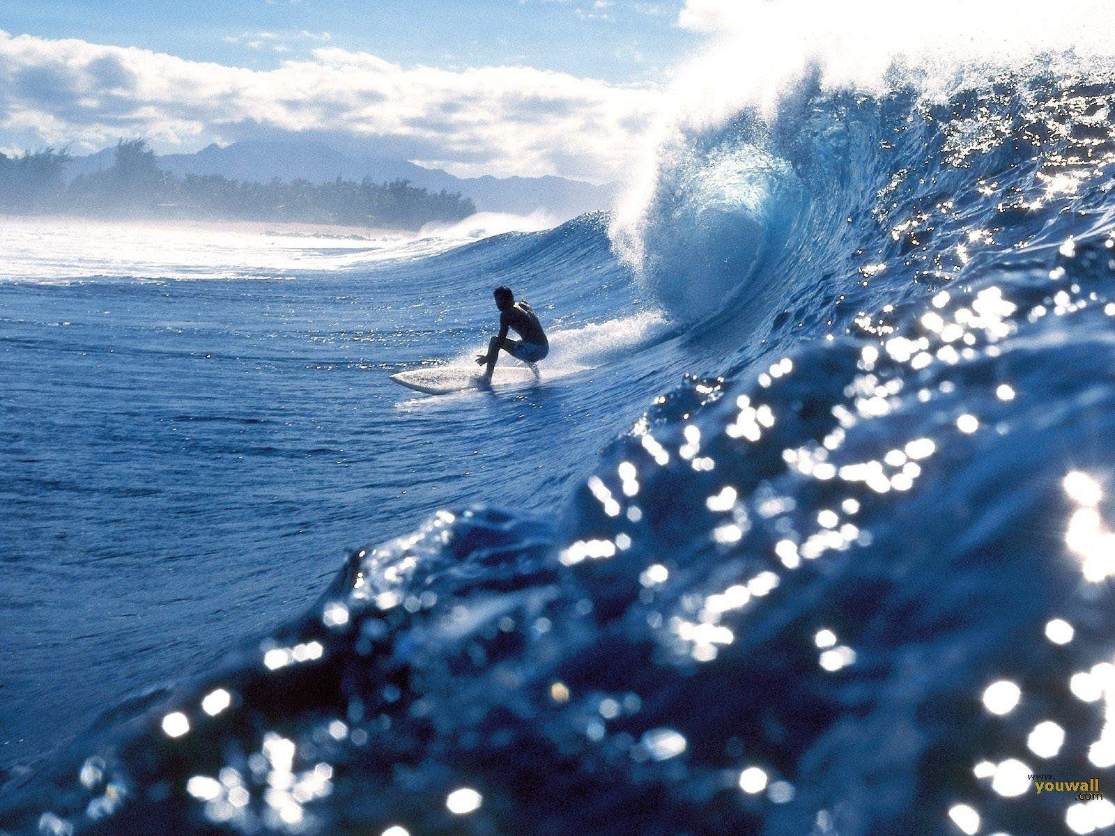 Surfing Desktop Backgrounds Wallpaper Cave
