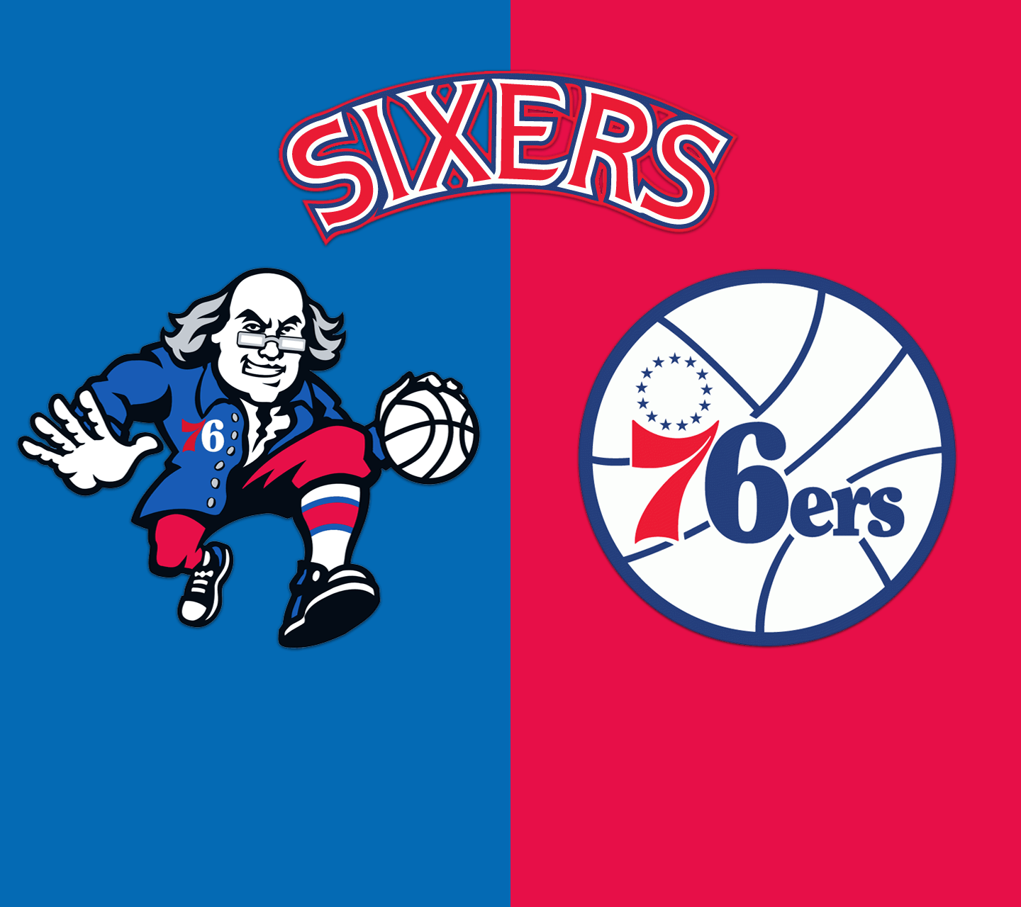 Sixers wallpapers for Android