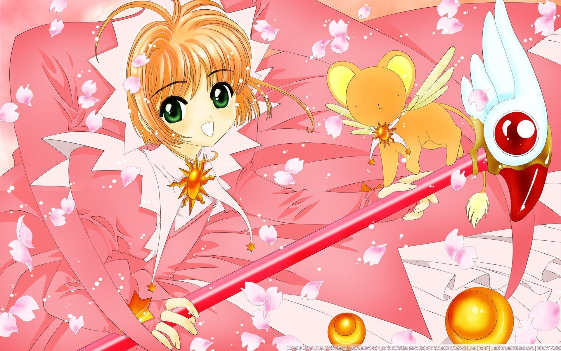 Cardcaptor sakura wallpapers wallpaper cave - Cardcaptor sakura wallpaper ...