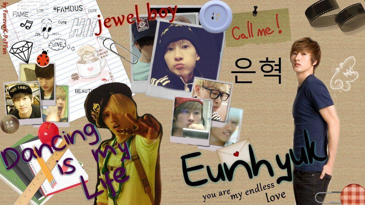 Eunhyuk Wallpaper 15 by ForeverK-PoPFan on DeviantArt