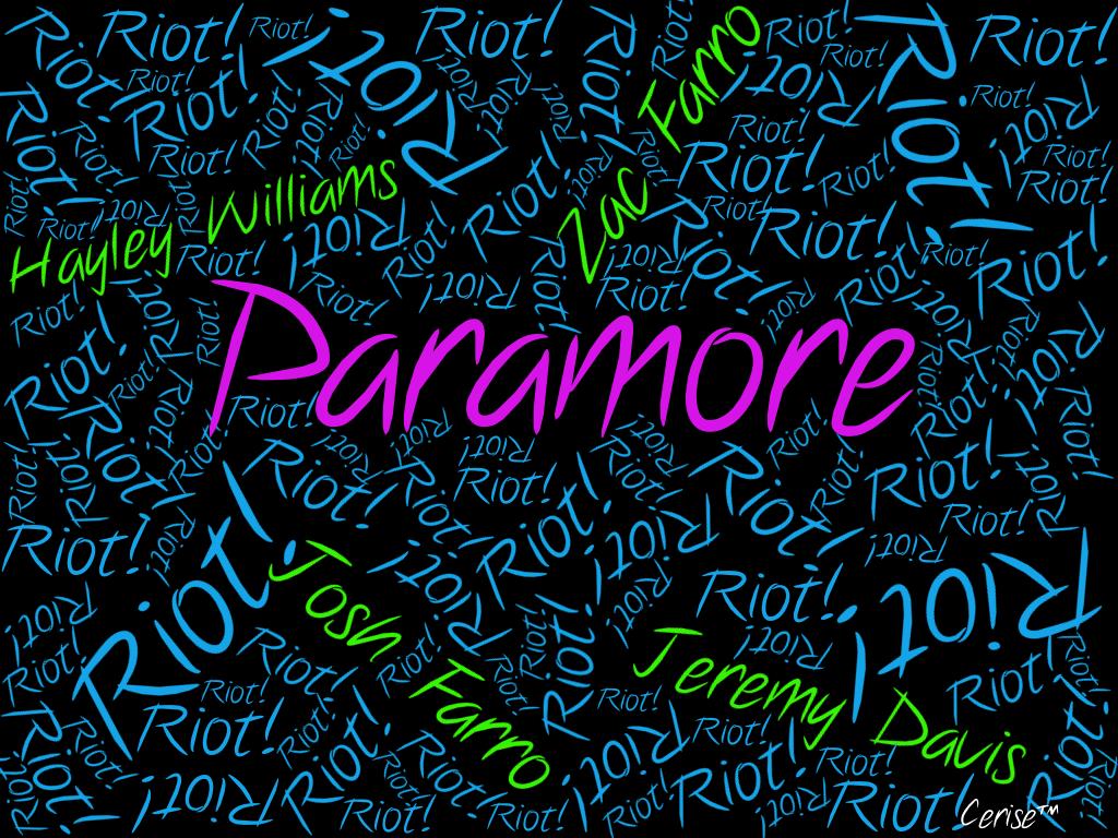 paramore logo 2017 font - photo #27