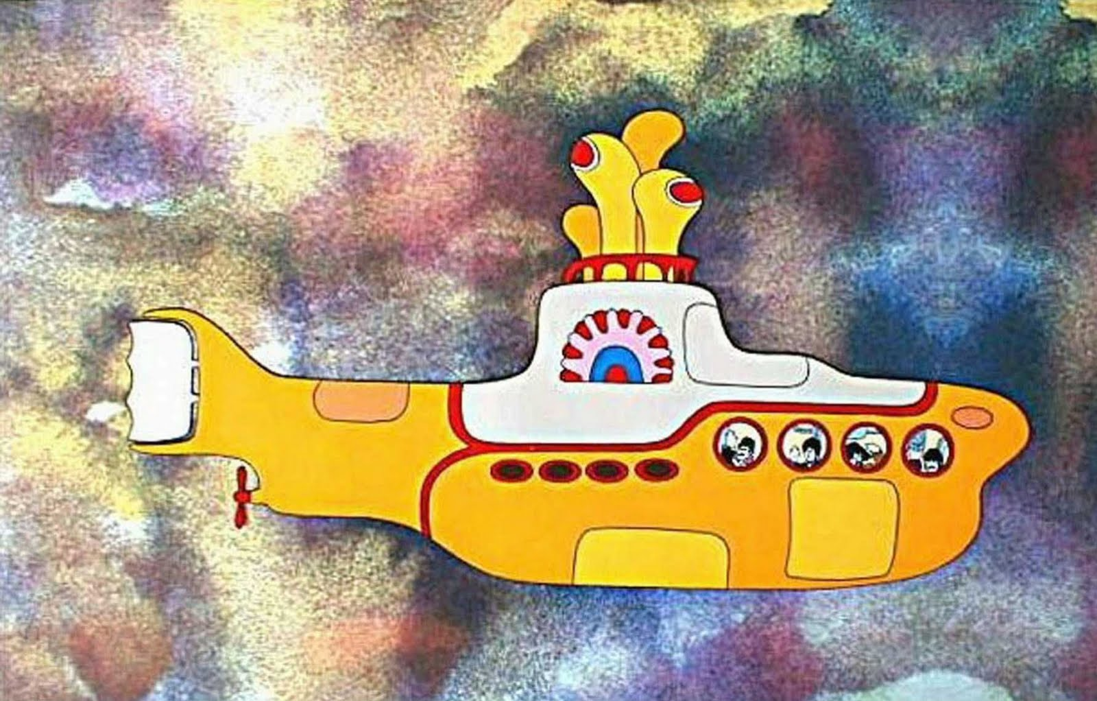 Image For > Yellow Submarine Movie Wallpapers
