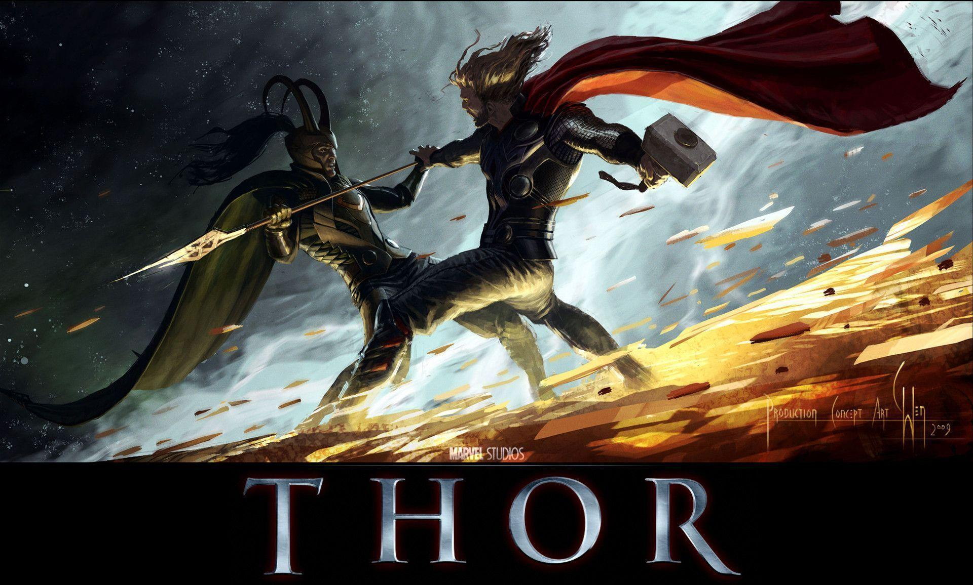 Thor Wallpaper: Thor Wallpaper Desktop #2239  .Ssofc