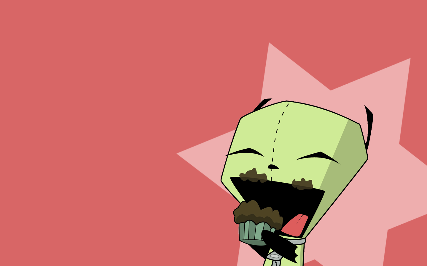 grr and zim wallpaper - photo #6