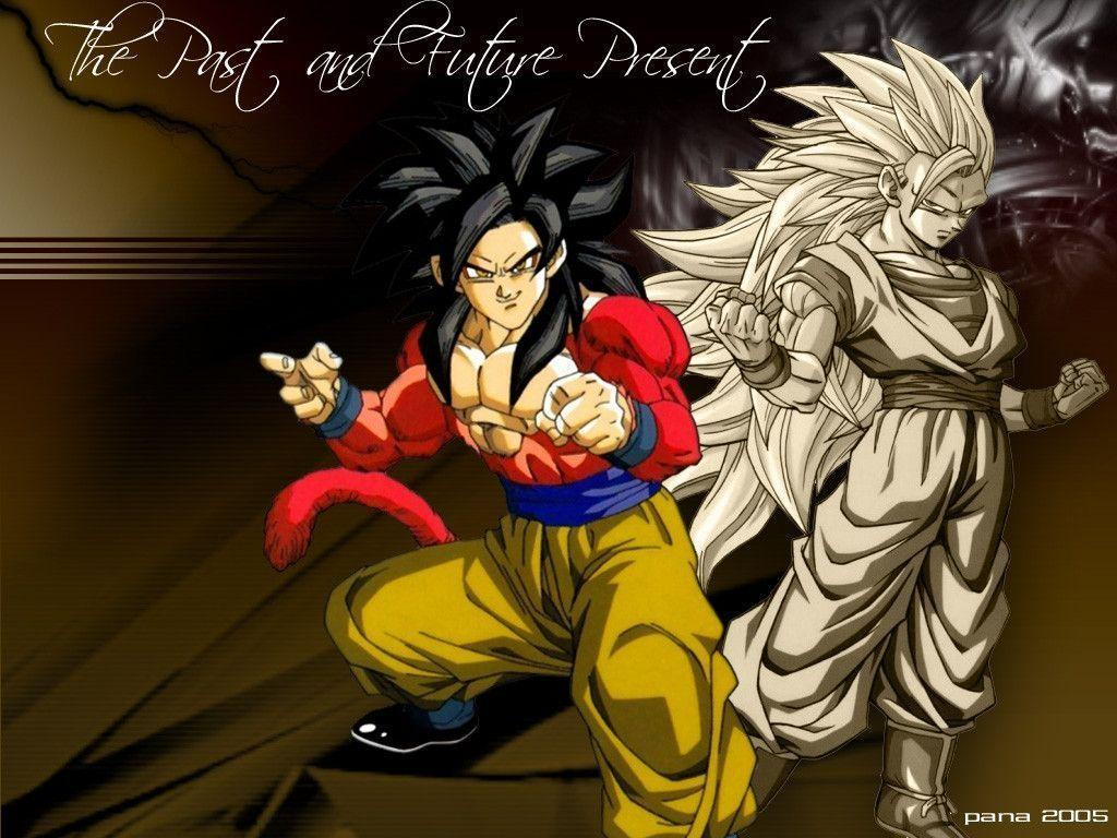 Dragon Ball Gt Hd Wallpapers 40411 Wallpapers