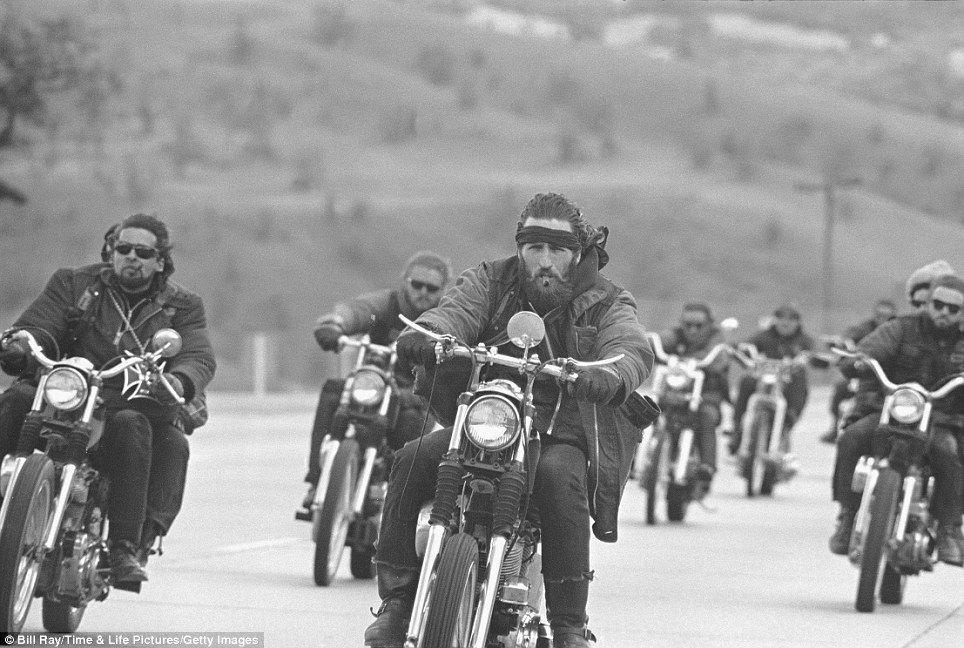 Images of Hells Angels taken after photographer infiltrated ...