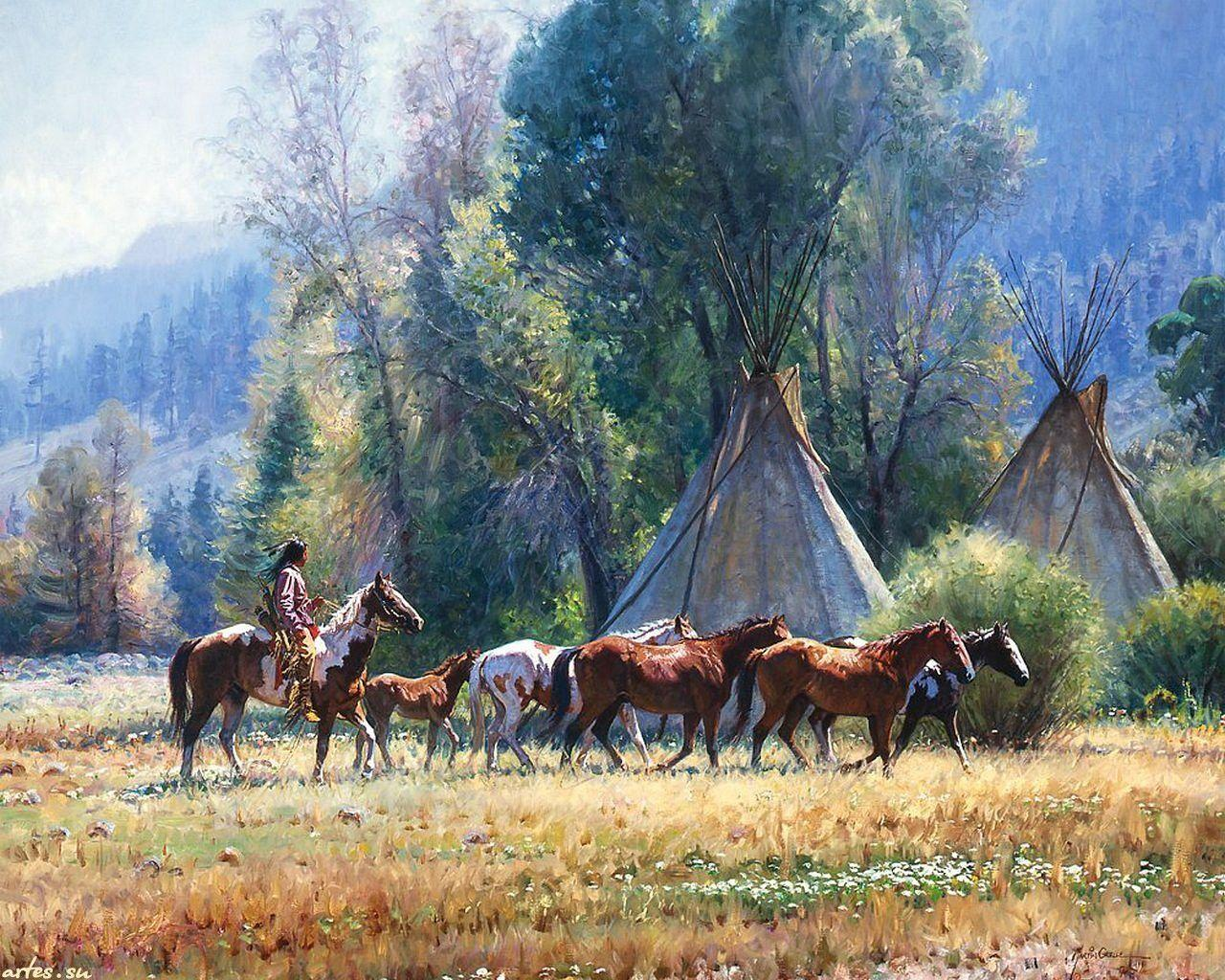 Native American Wallpapers - Wallpaper Cave