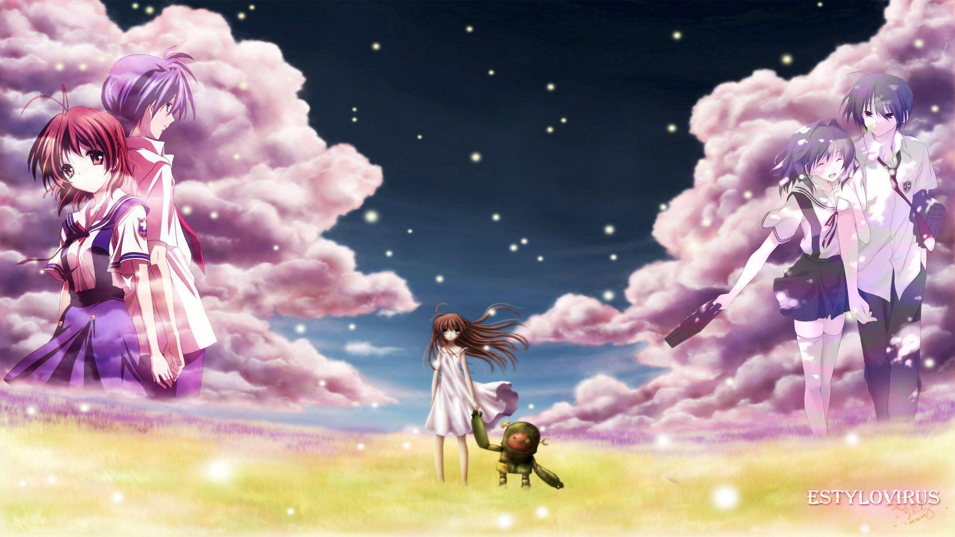 Clannad Wallpapers - Wallpaper Cave