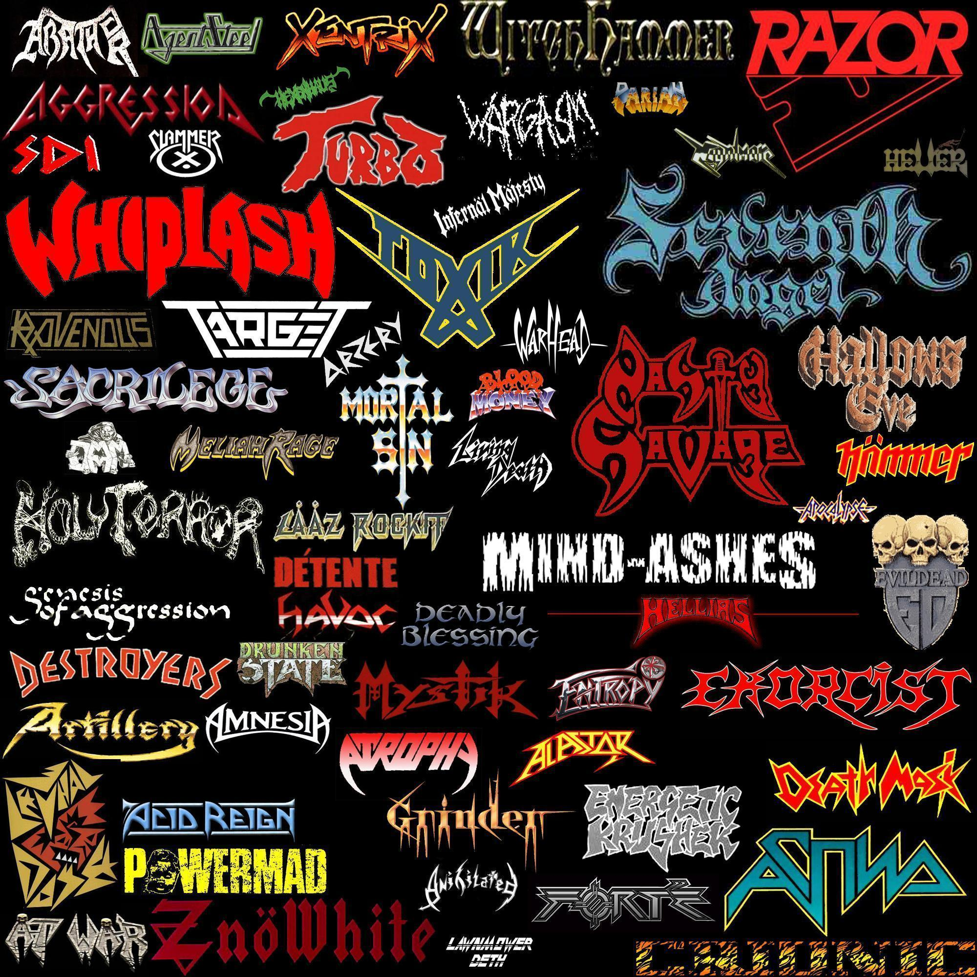 Thrash Metal Wallpapers