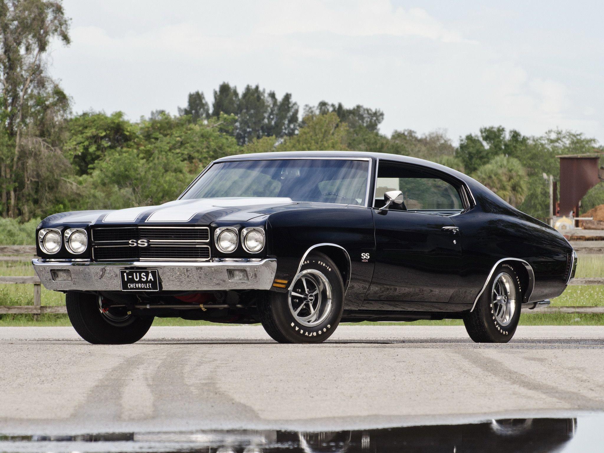 1970 Chevelle Ss Wallpapers Wallpaper Cave