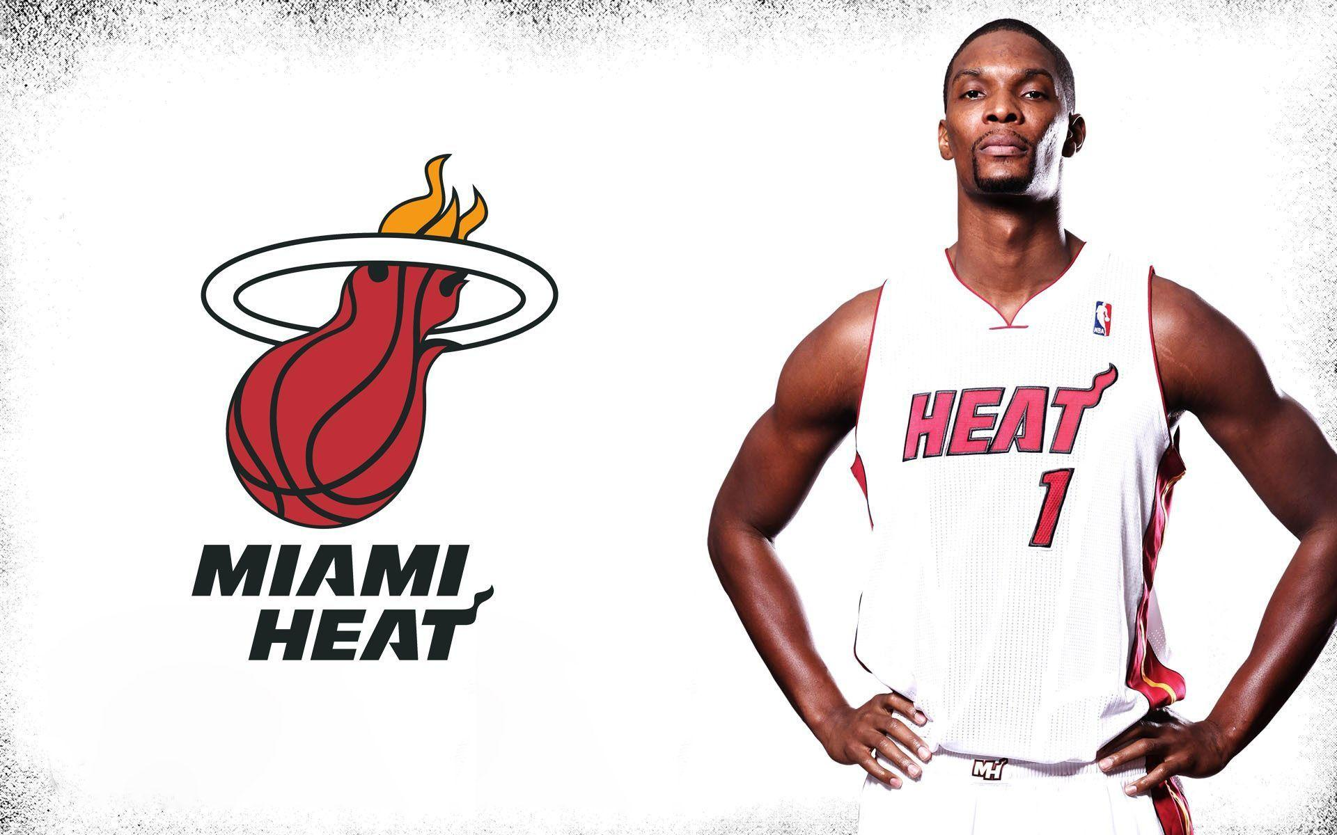 Chris Bosh 2014 Miami Heat Wallpapers Wide or HD