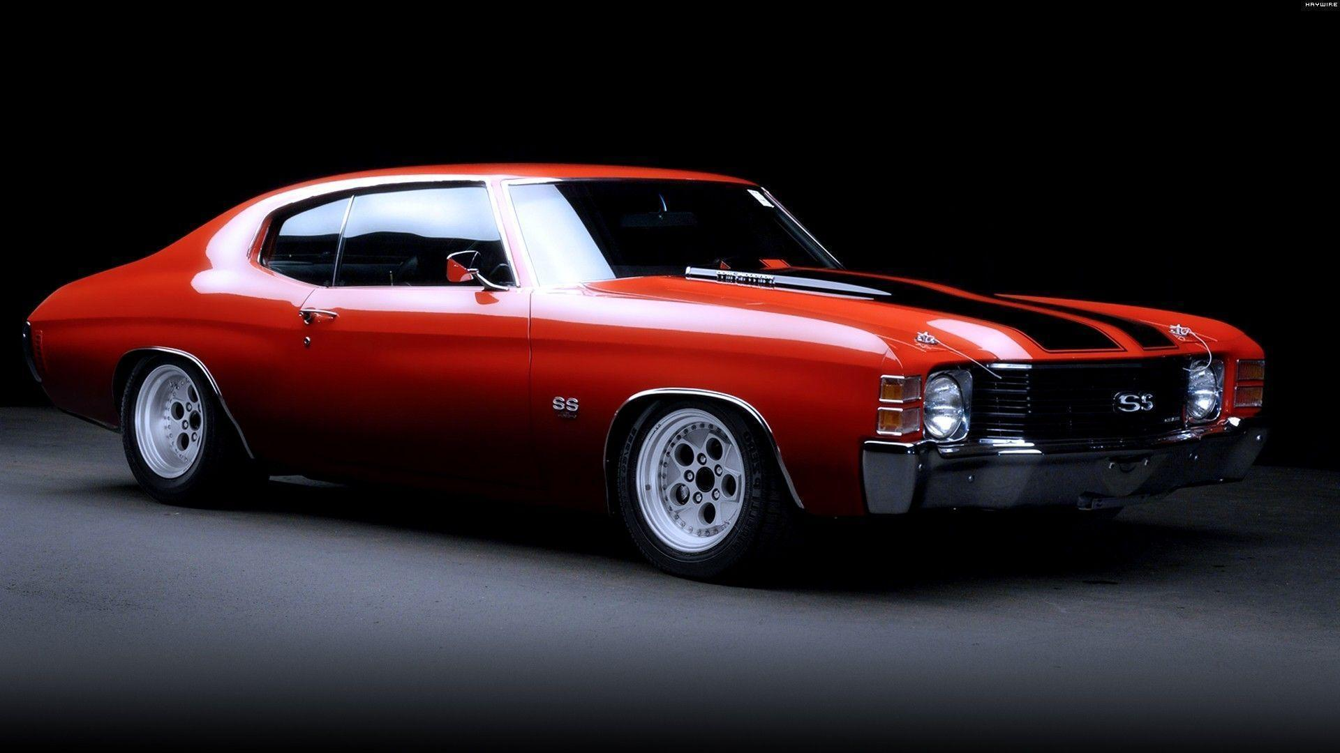 Muscle Cars Wallpapers High Resolution - 146.2KB