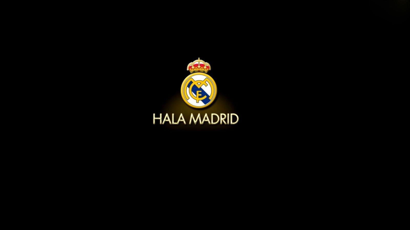 real madrid logo hd wallpapers download | Wallput.com