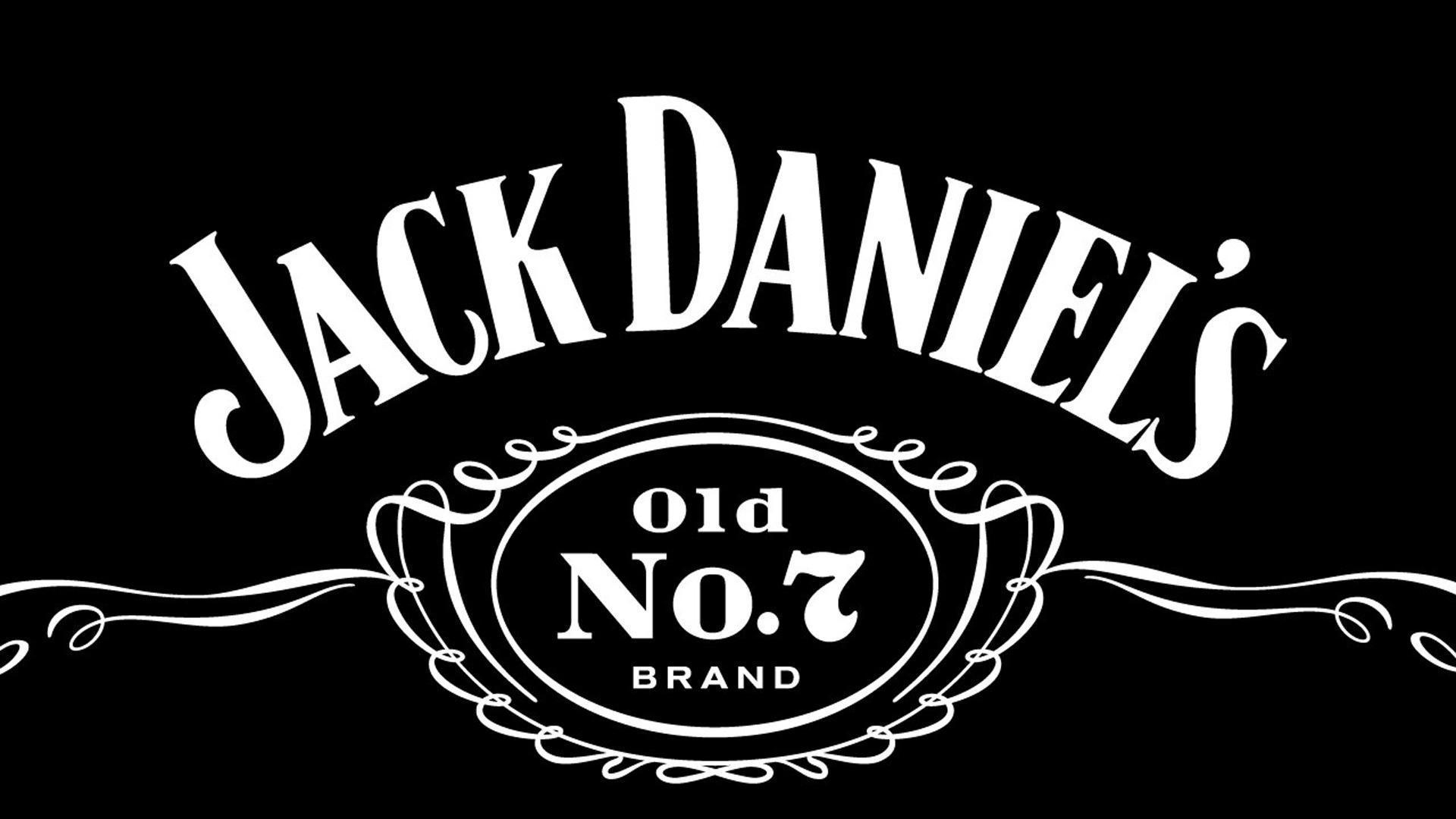 Jack Daniels Logo Wallpaper