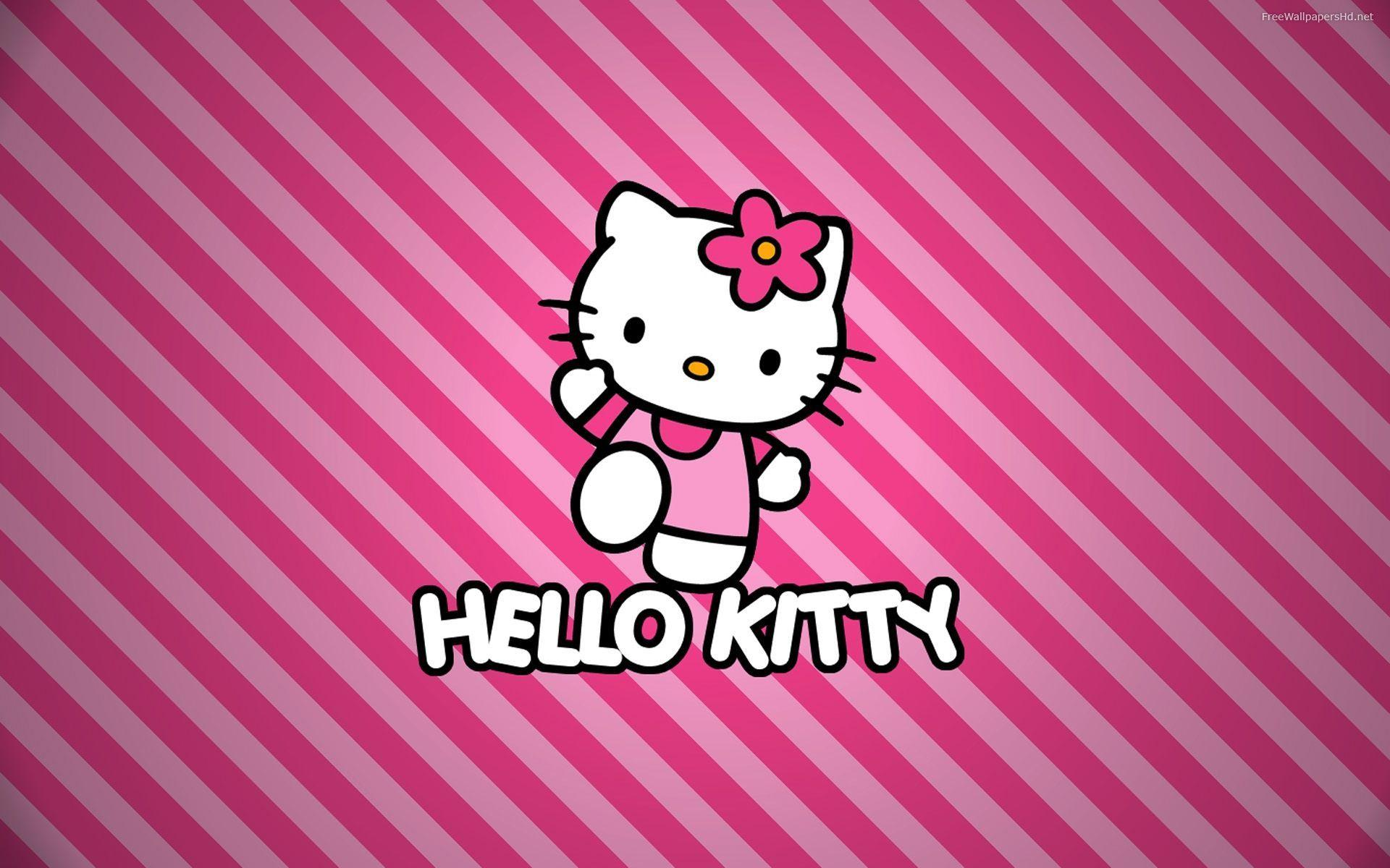 Hello Kitty Hd Wallpapers Free Wallpaper Cave