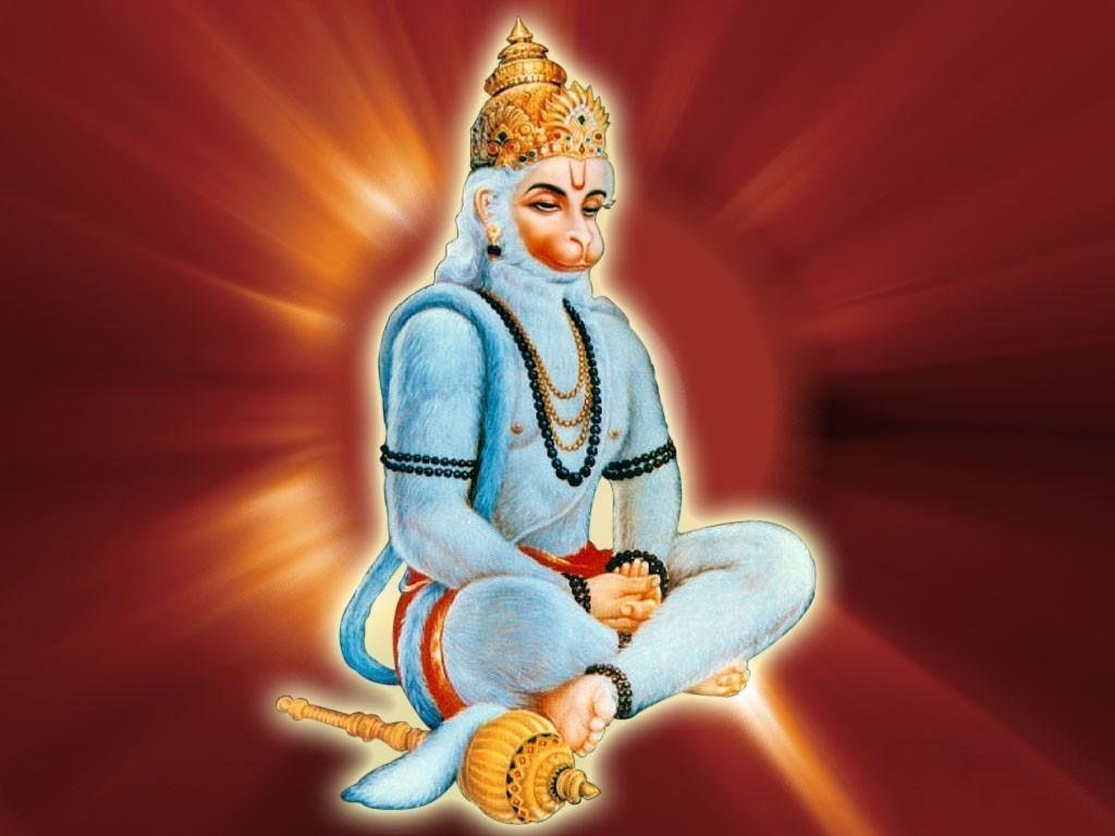 Wallpapers For > Lord Hanuman Wallpapers For Desktop