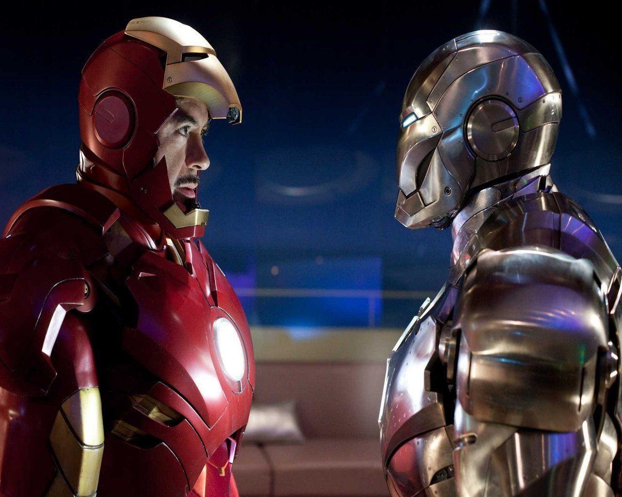 Iron Man 2 Wallpapers - Wallpaper Cave