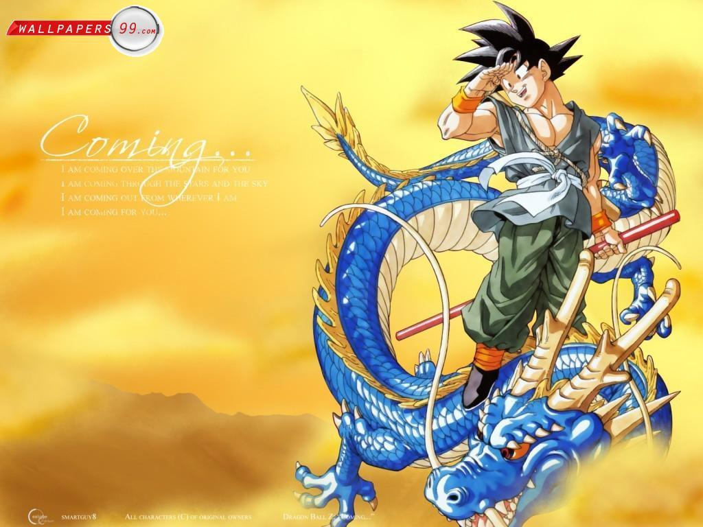 Wallpapers HD Phone Dragon Ball Z